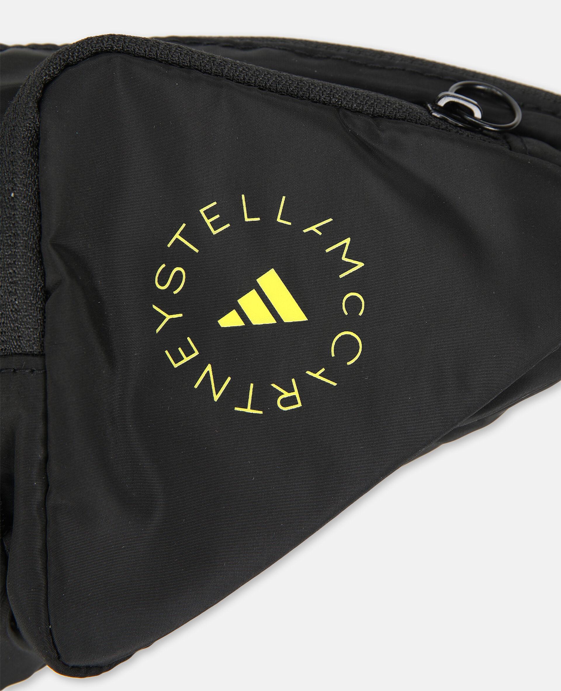Black Running Belt Bag-Black-large image number 3