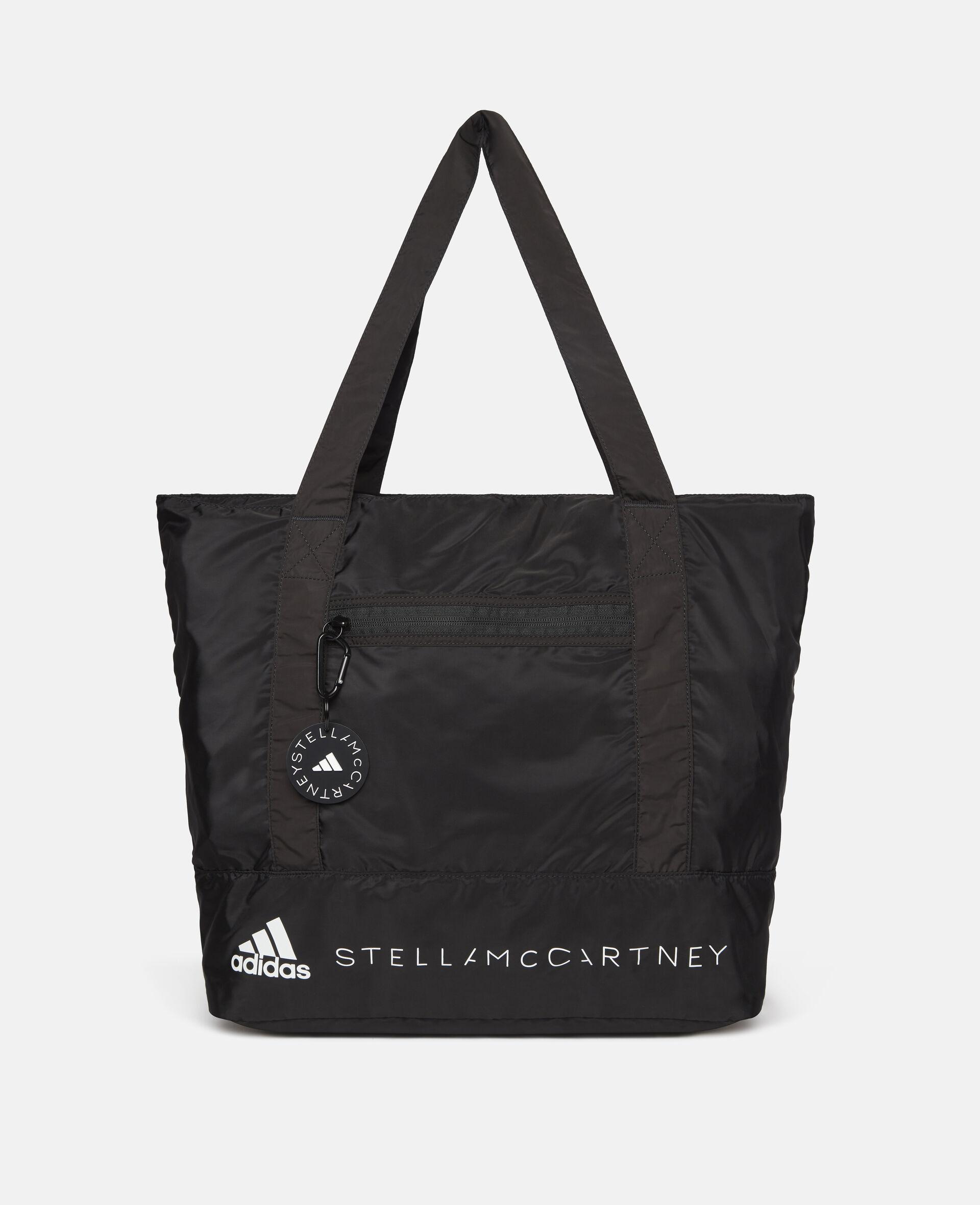 Black Tote Bag-Black-large image number 0