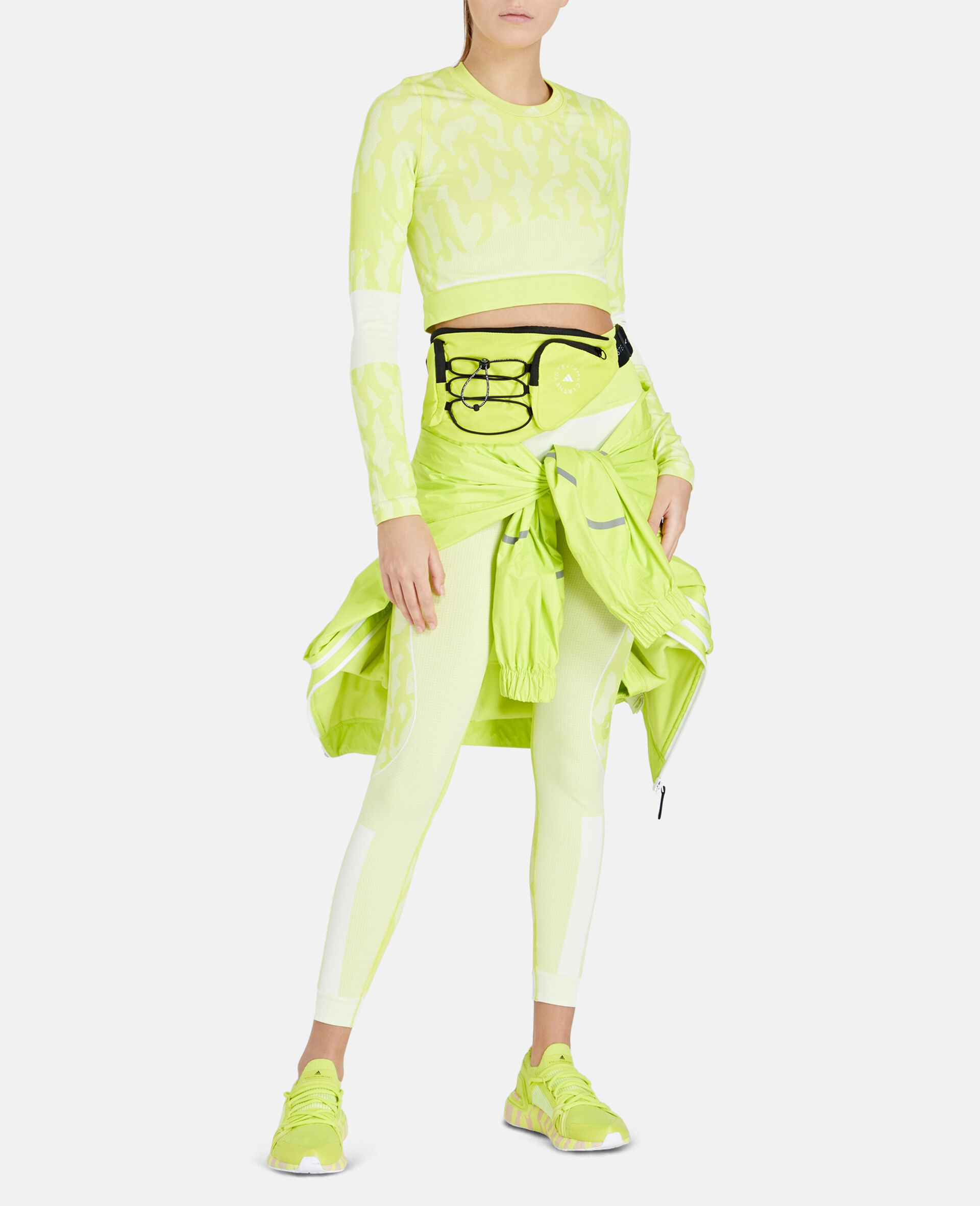Yellow Running Bum bag-Yellow-large image number 2