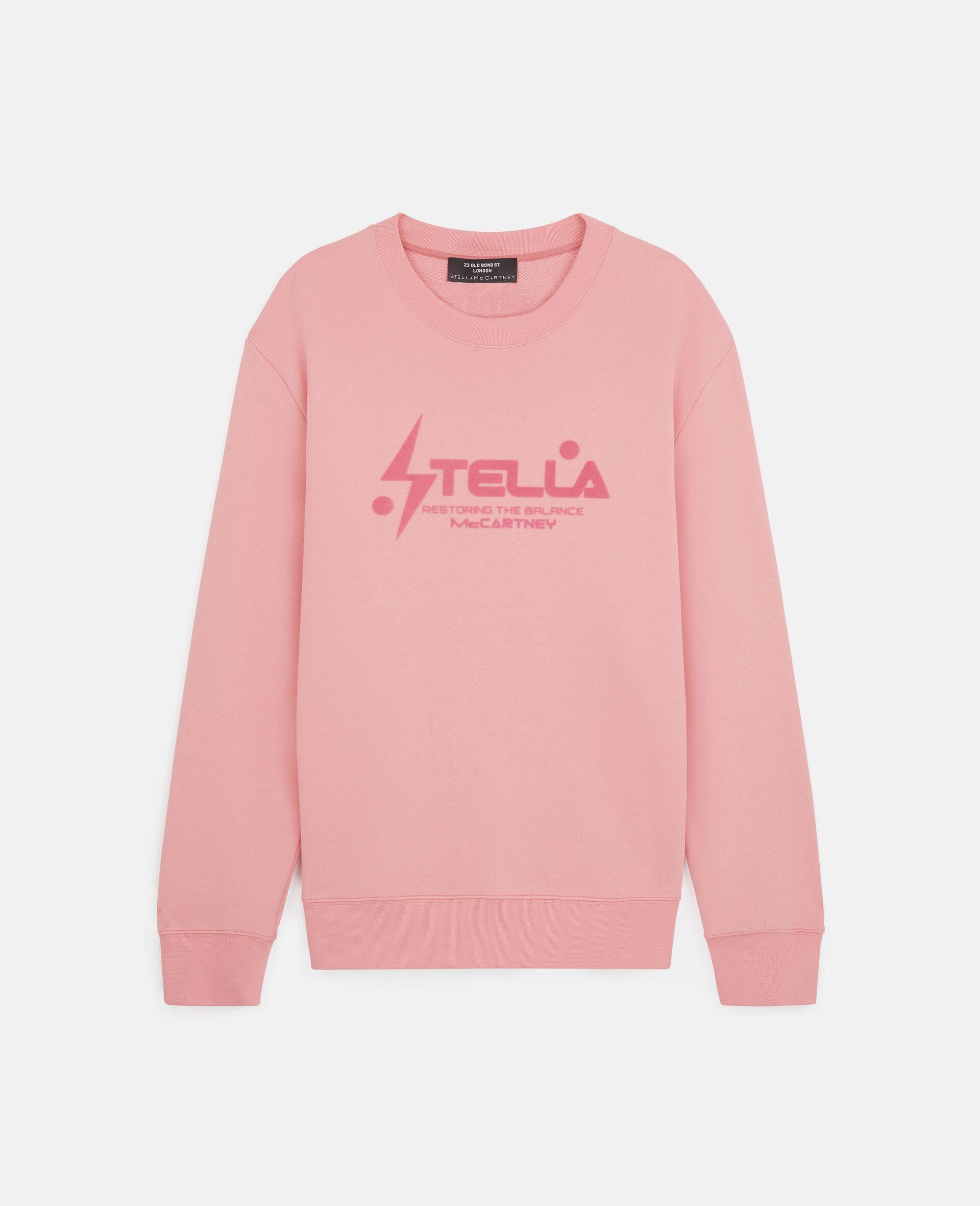Tom Tosseyn Stella Logo Sweatshirt-Pink-large image number 0