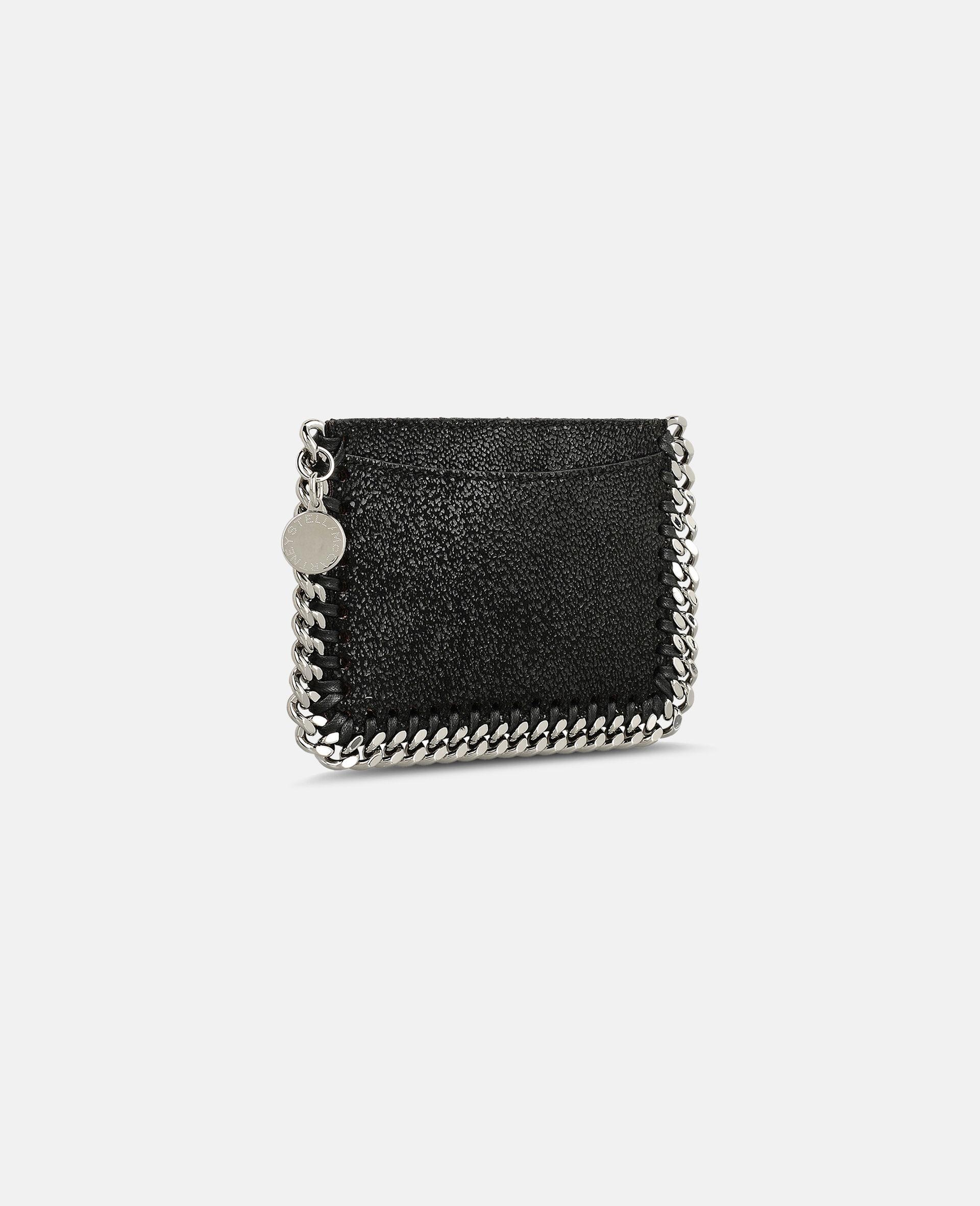 Falabella Cardholder -Black-large image number 1