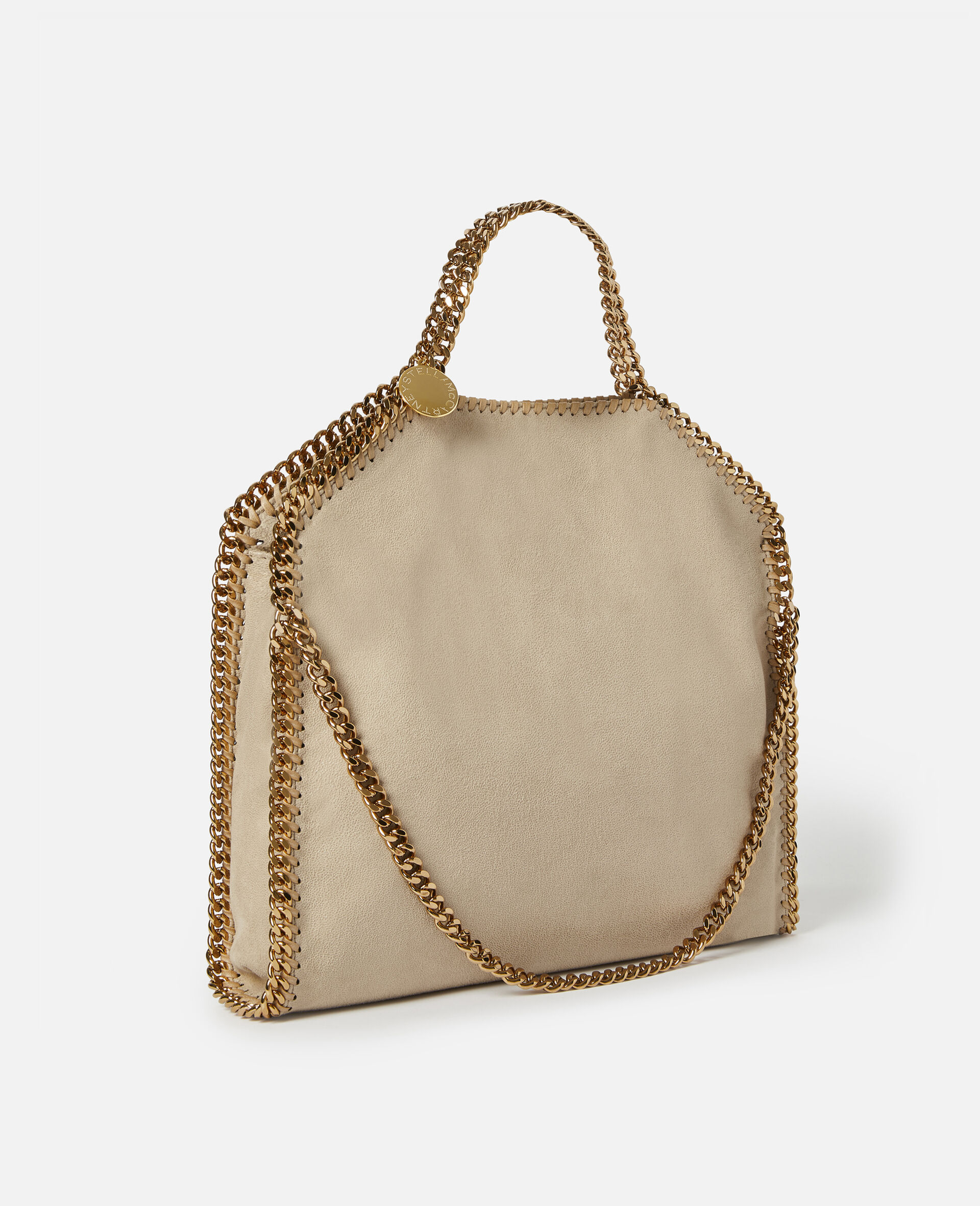 Falabella Fold Over Tote-Nero-large image number 1