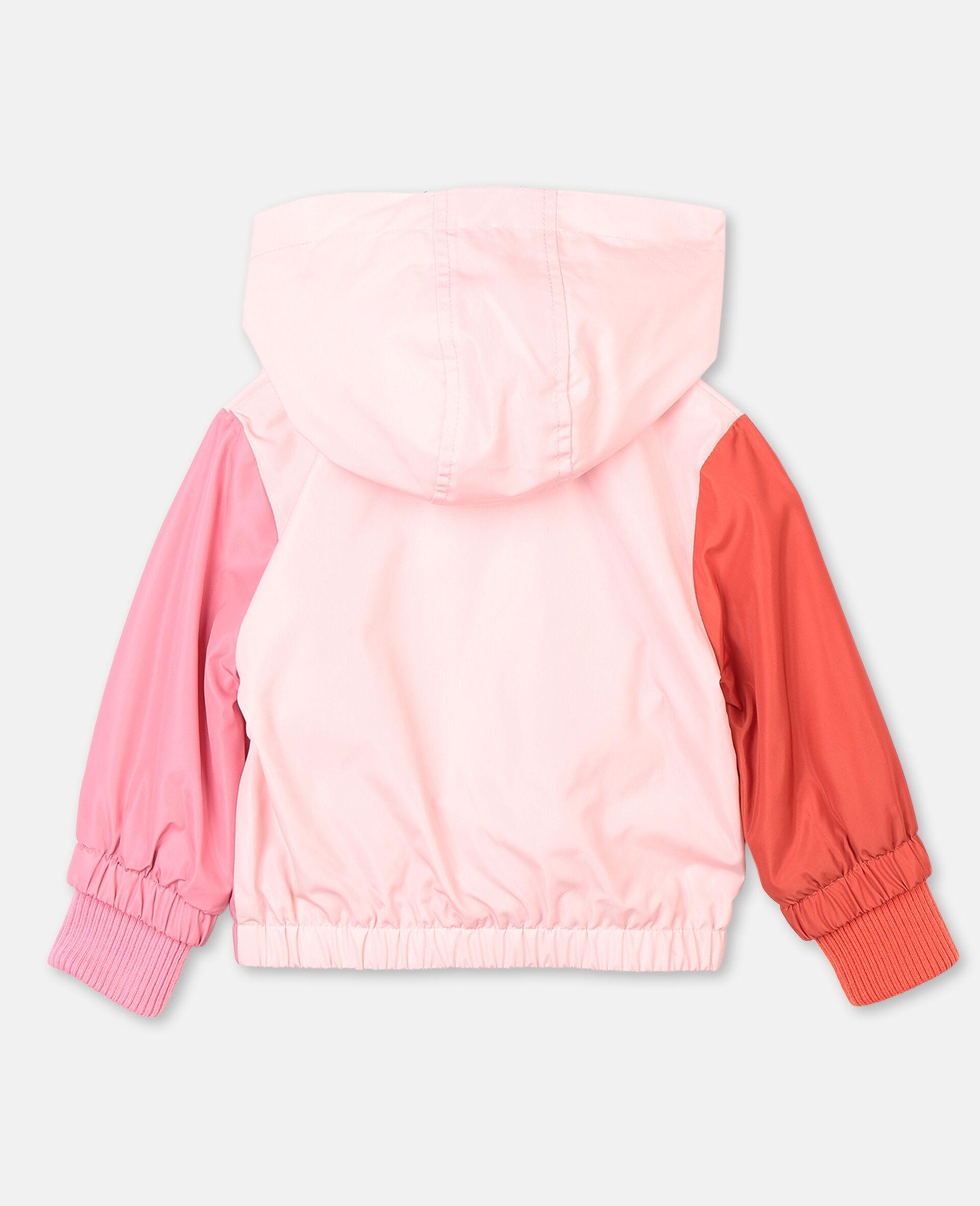 Flamingo Hoodie Jacket -Pink-large image number 3