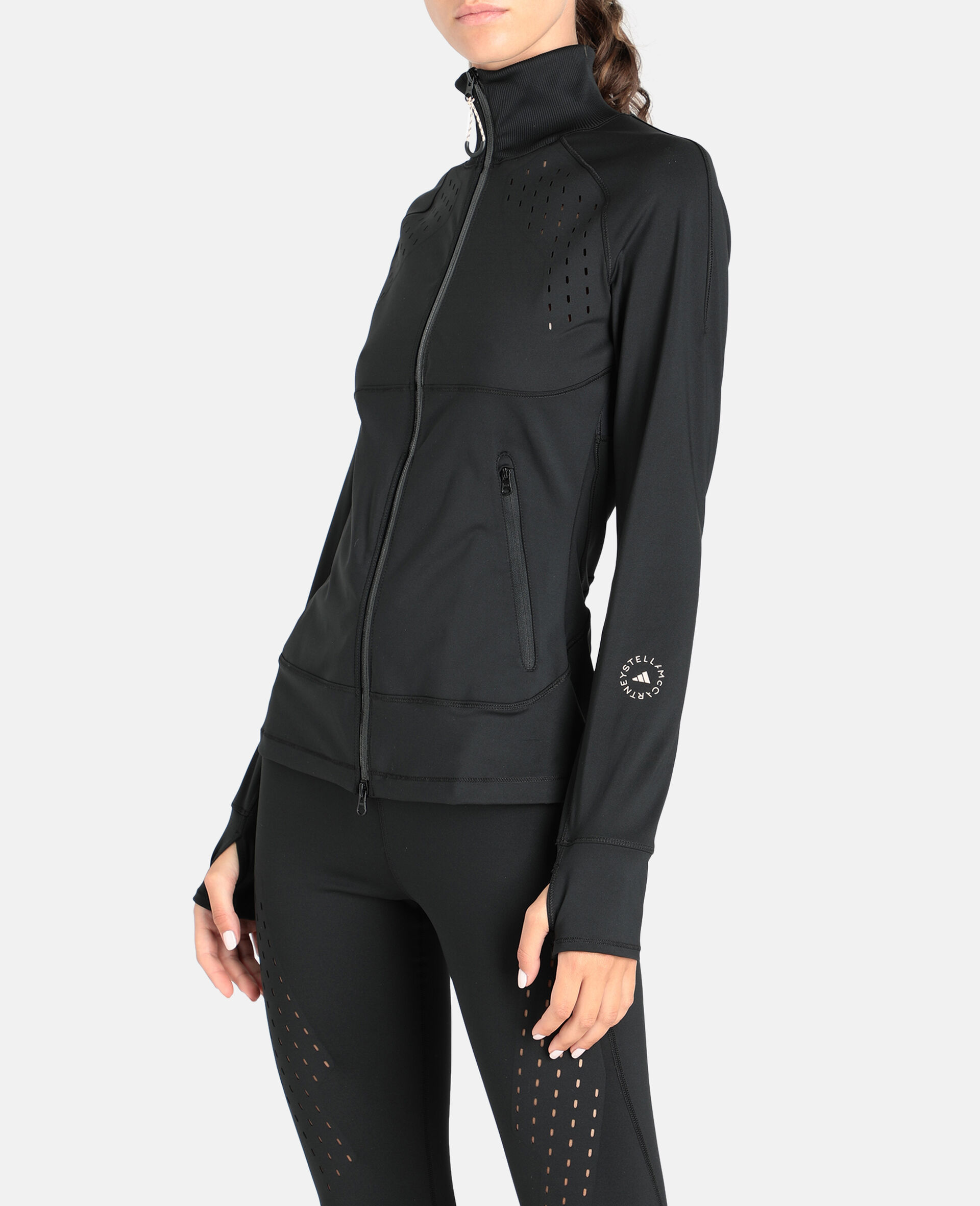 Black TruePurpose Training Midlayer-Black-large image number 4