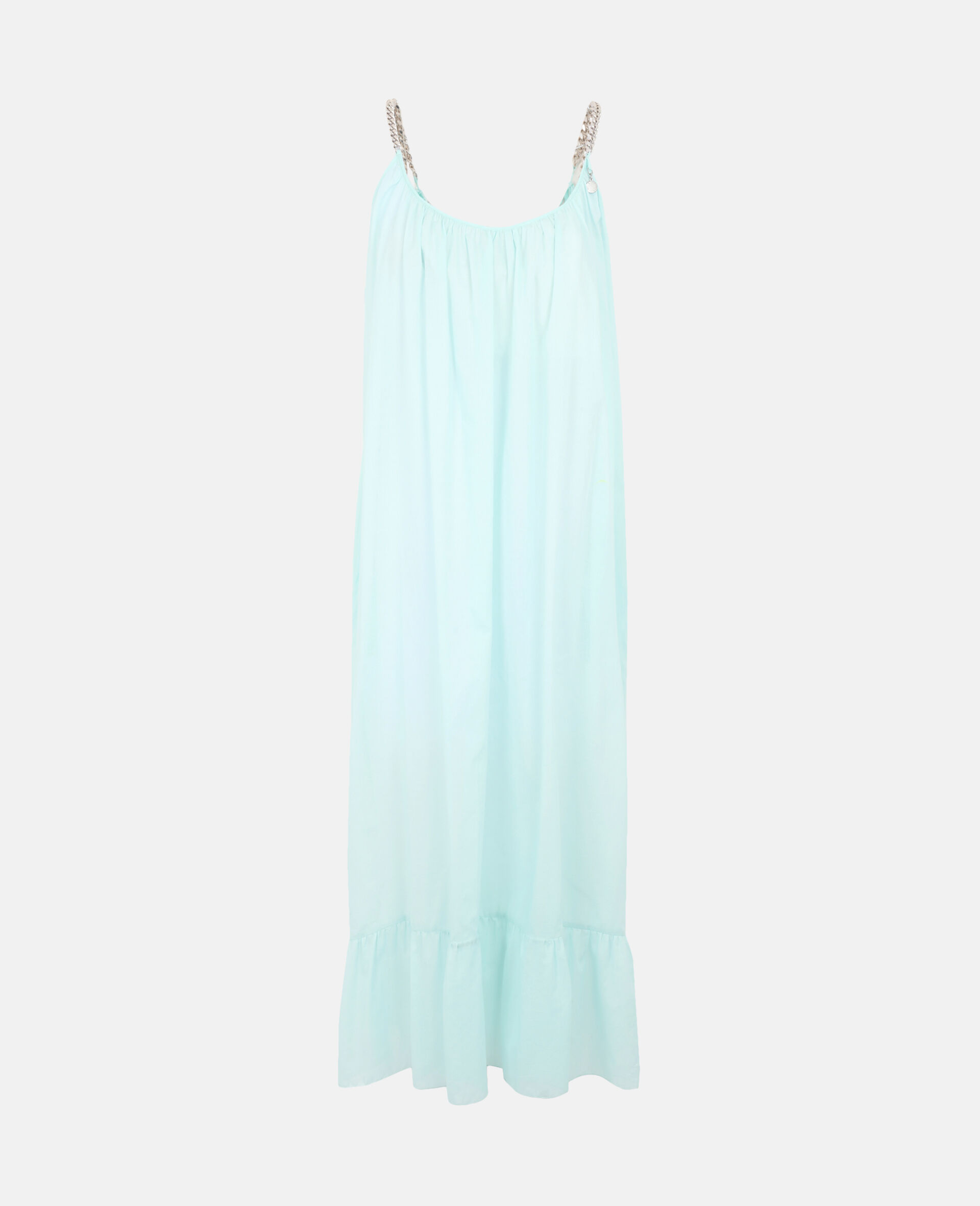 Iconic Chain Long Dress-Mint-large image number 0