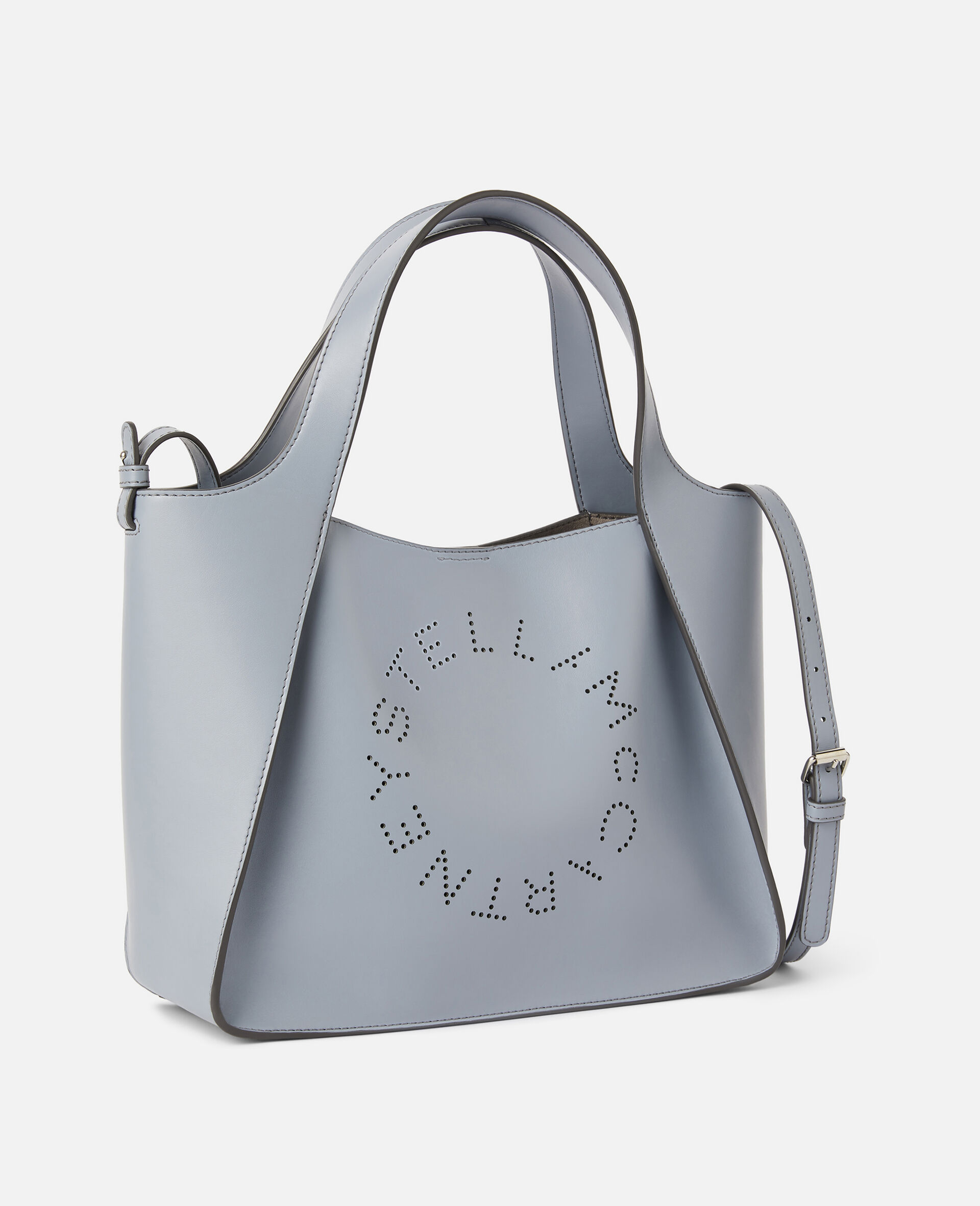 Sac à bandoulière logo Stella -Bleu-large image number 1