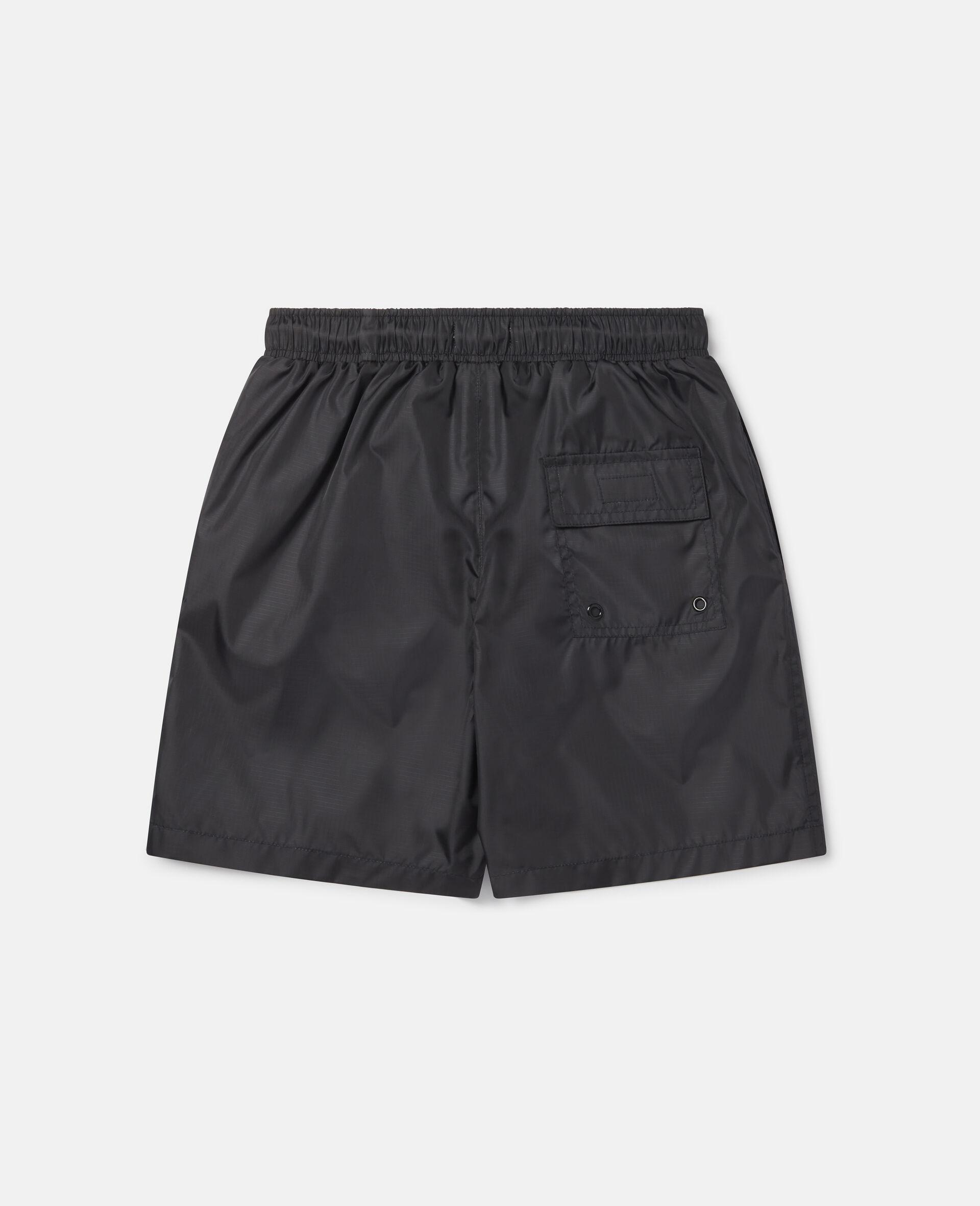 Stella Sport Swim Shorts-Black-large image number 3