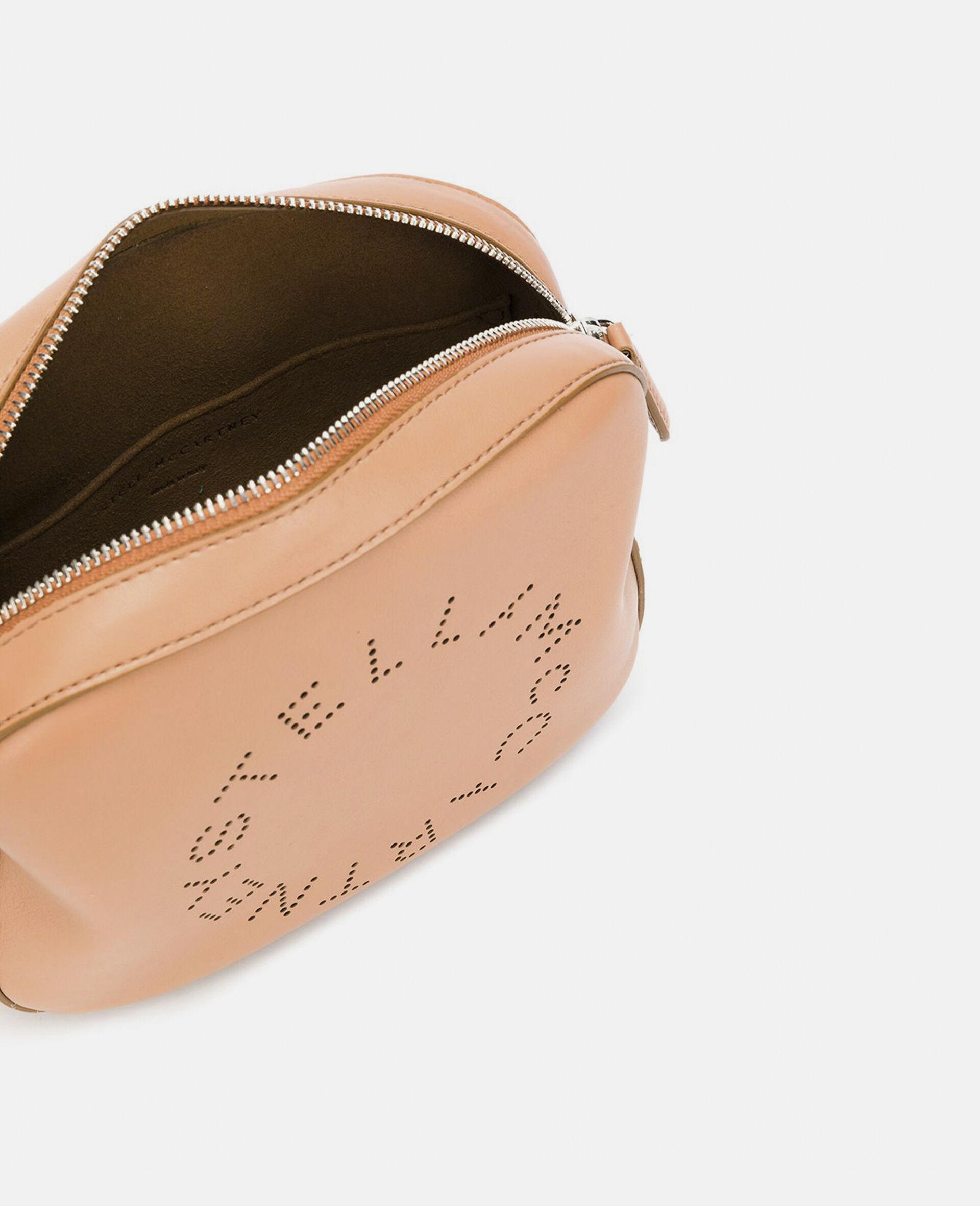 Mini-Tasche mit Stella-Logo-Grau-large image number 2