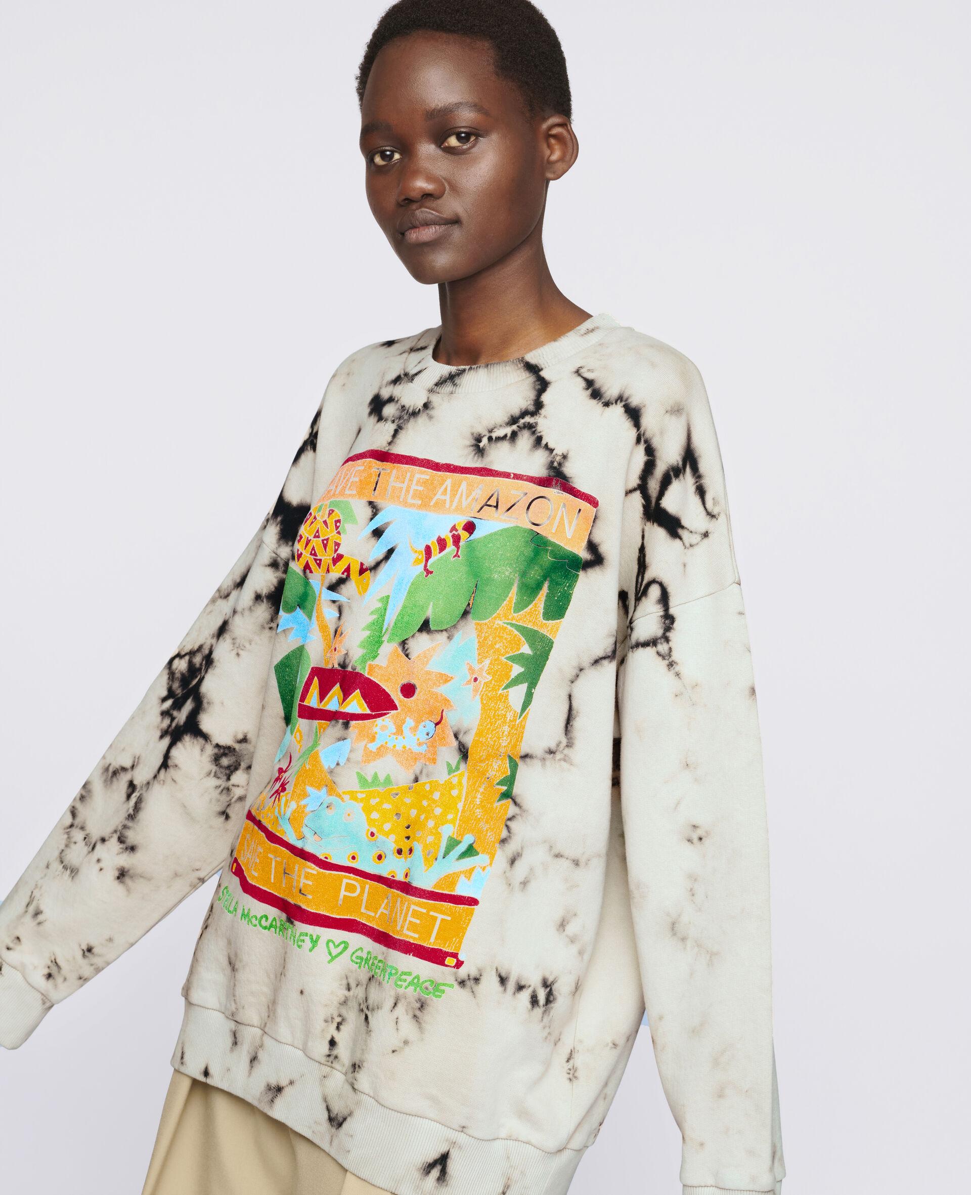 Rainforest Sweatshirt-Multicolour-large image number 3