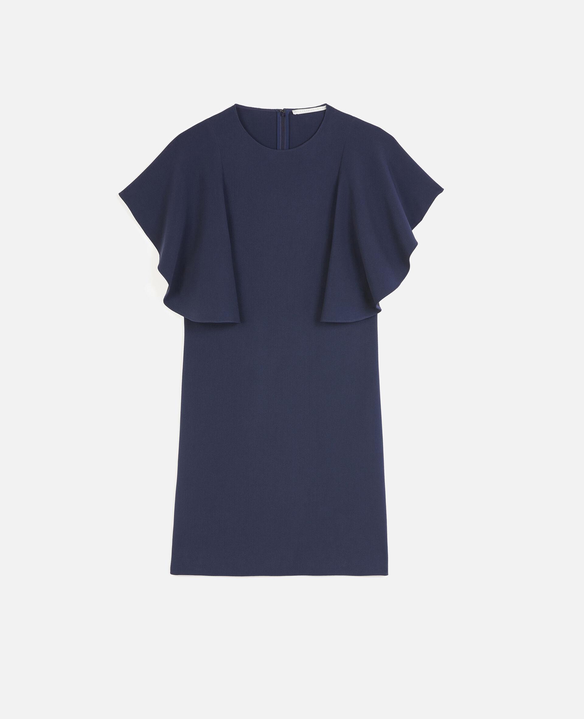 Lana 迷你连衣裙-蓝色-large image number 0