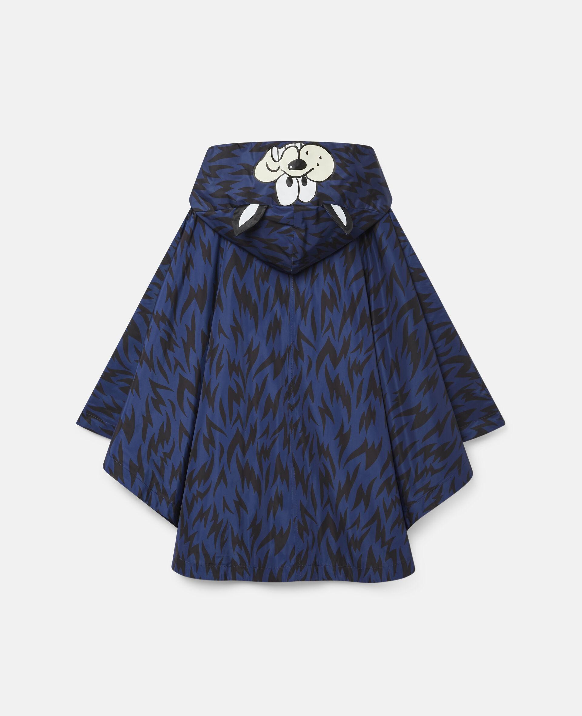 Doggie Cape-Blue-large image number 3
