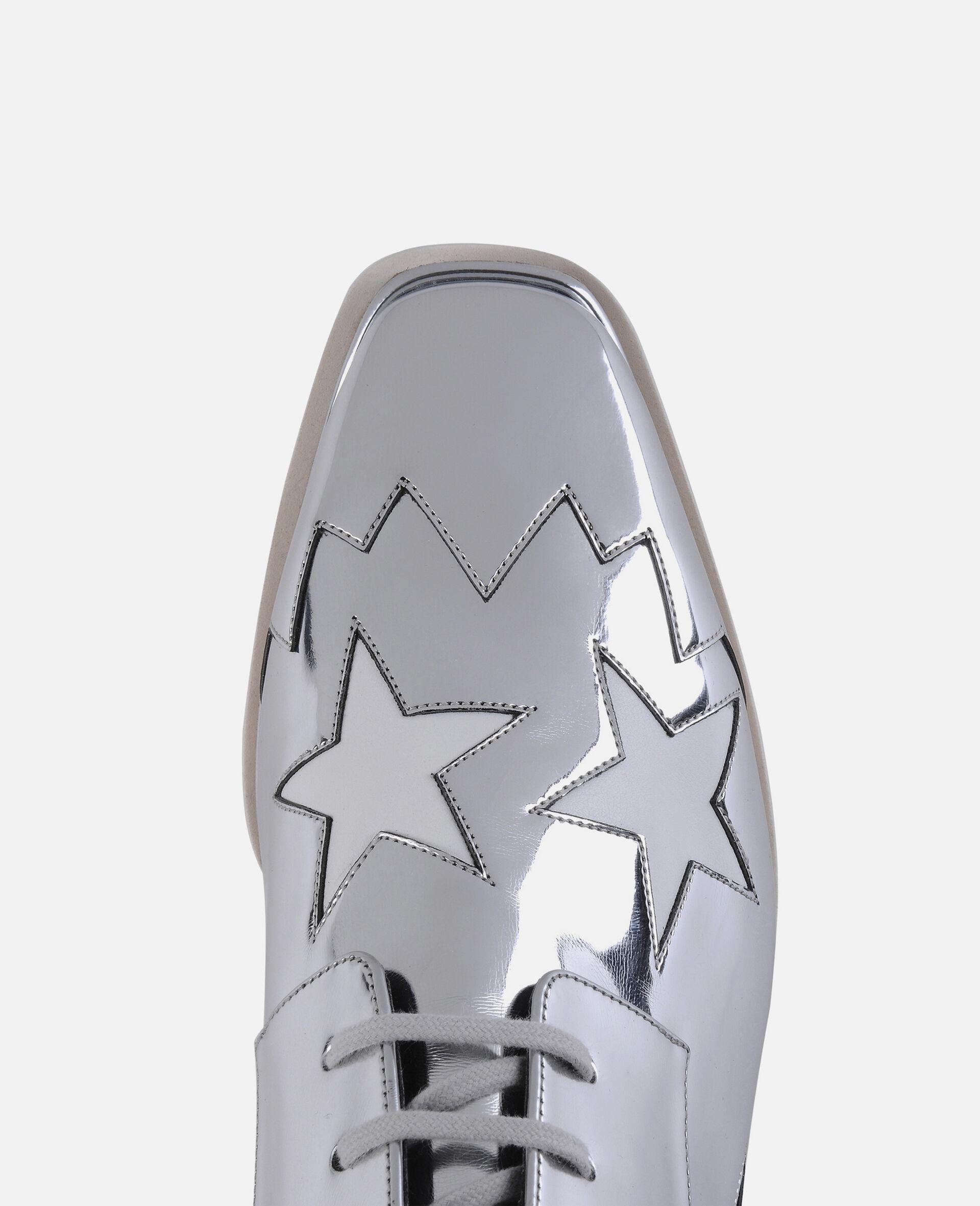 Chaussures compensées Elyse -Blanc-large image number 3