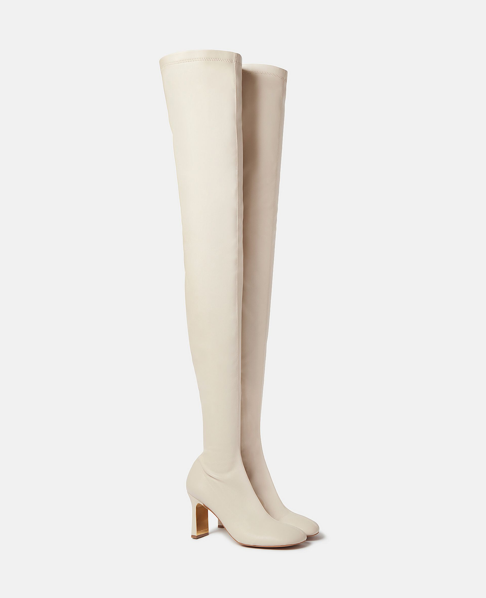 Over-The-Knee Ivy Boots-Black-large image number 1