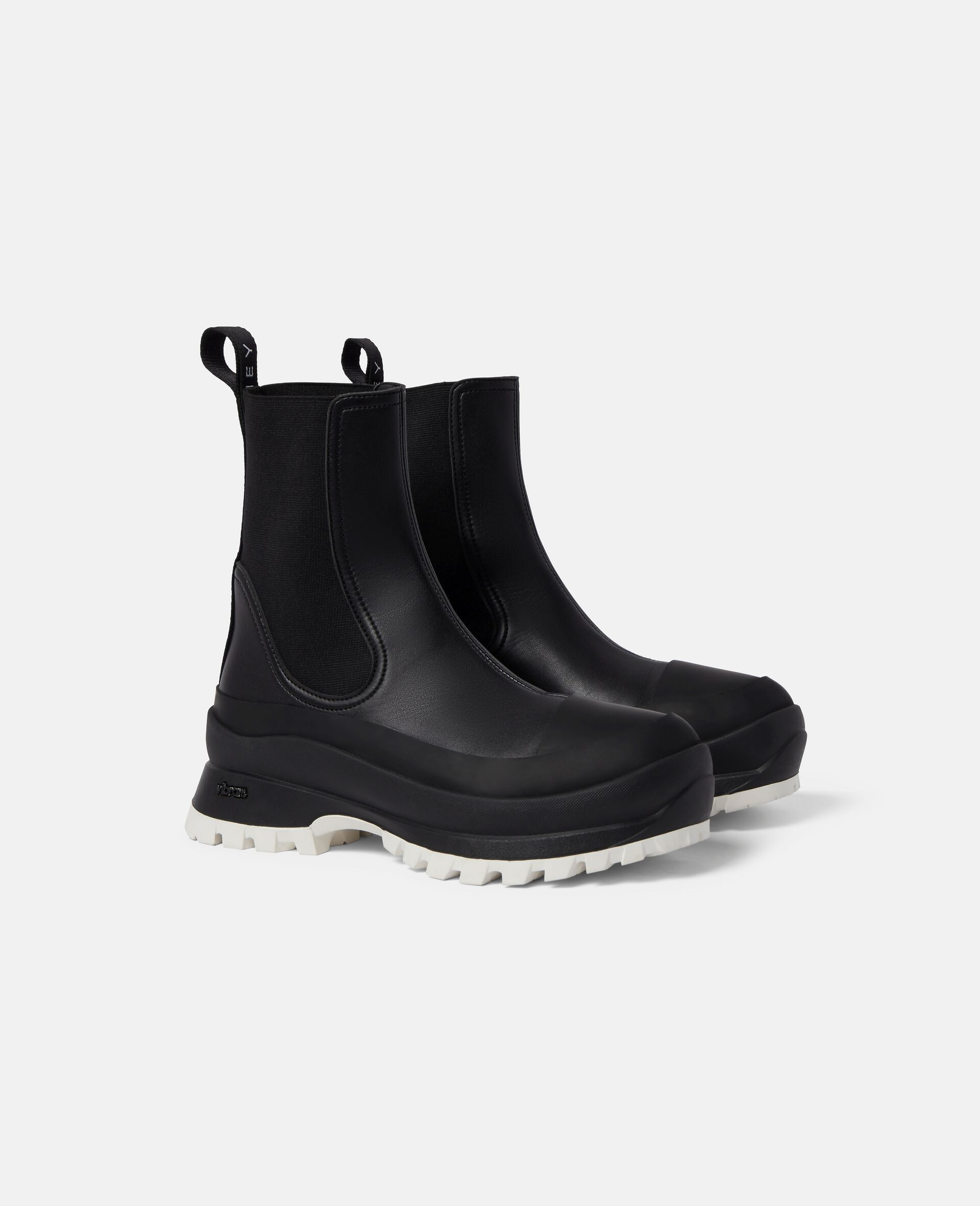 Chelsea Boots Trace-Schwarz-large image number 1