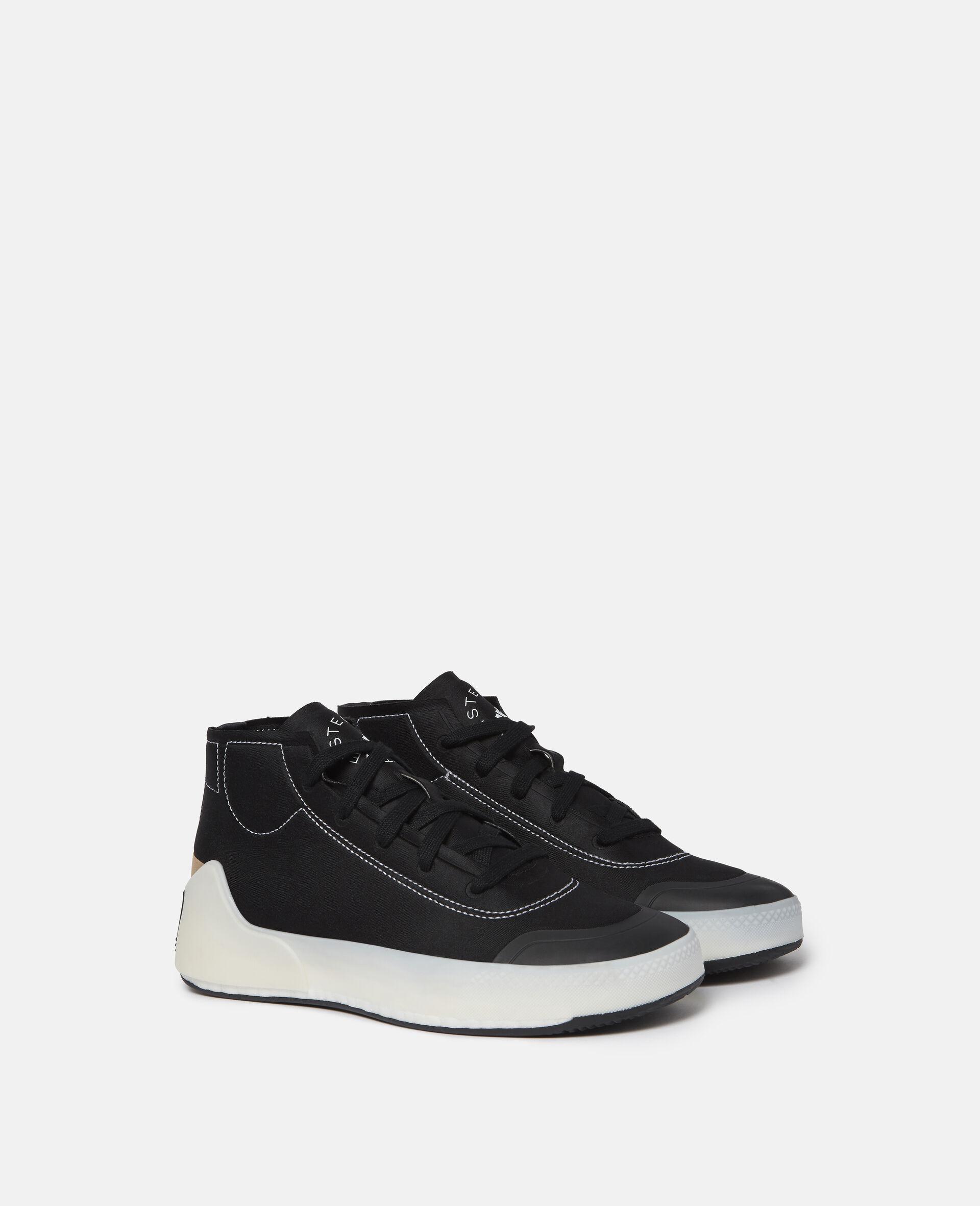 Black Boost Treino Sneakers-Black-large image number 1