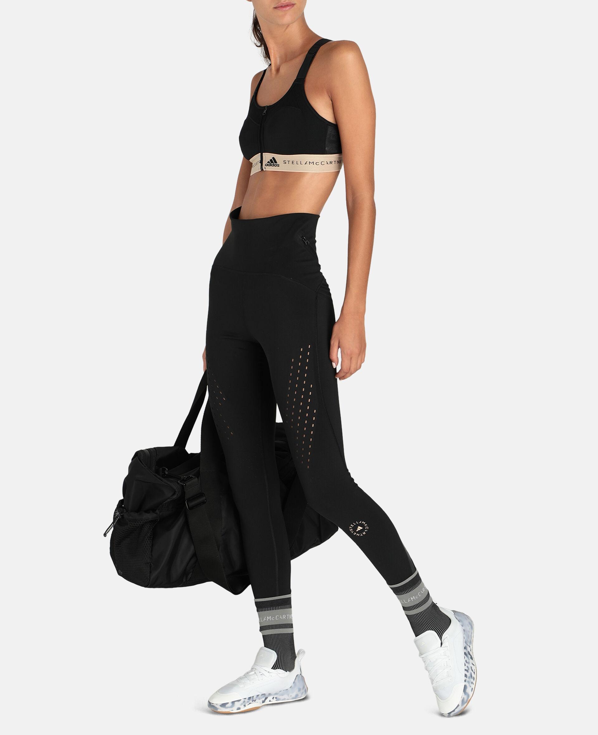 TruePurpose Post-Mastectomy Sports Bra -Black-large image number 1