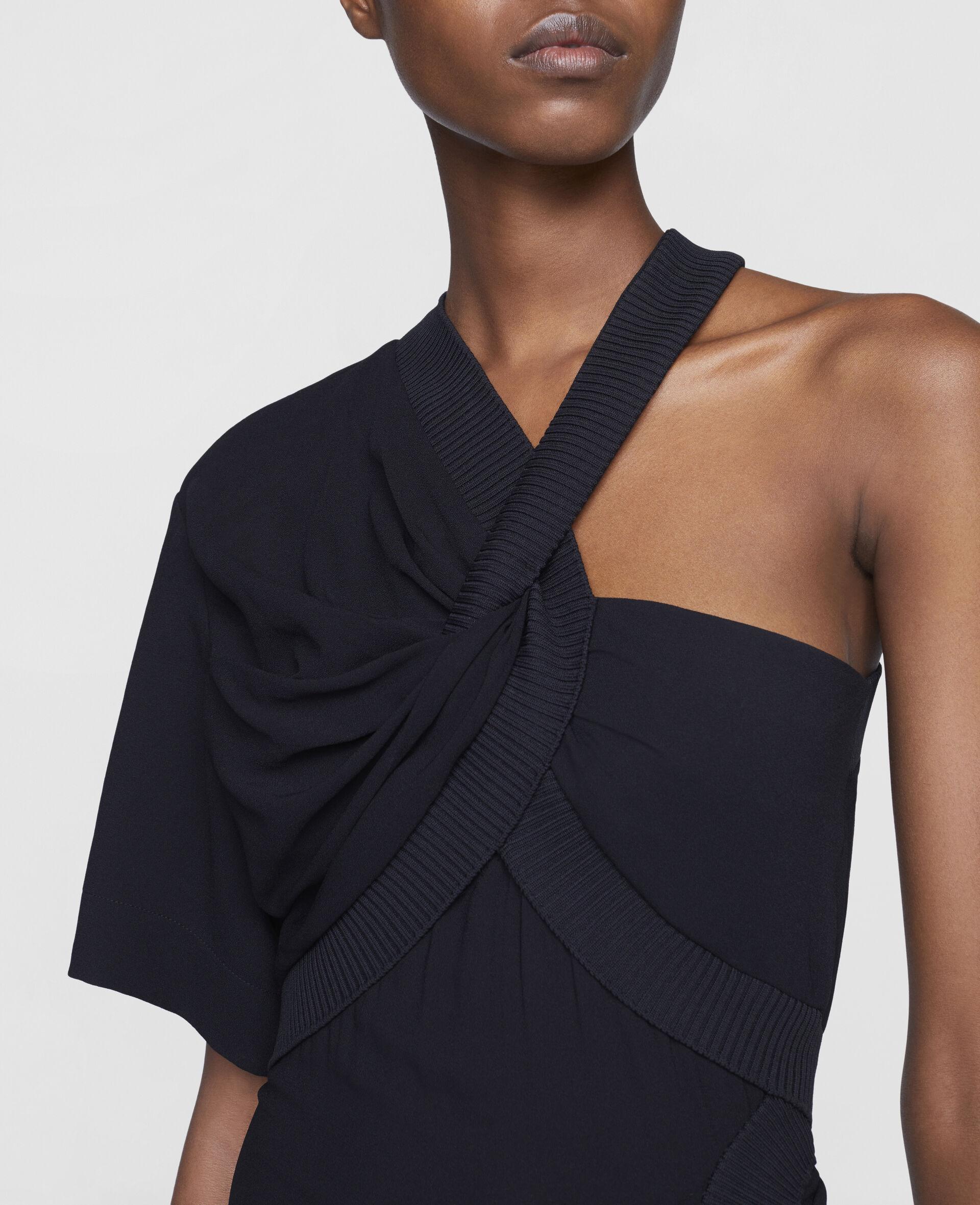 Emmeline Dress-Black-large image number 3