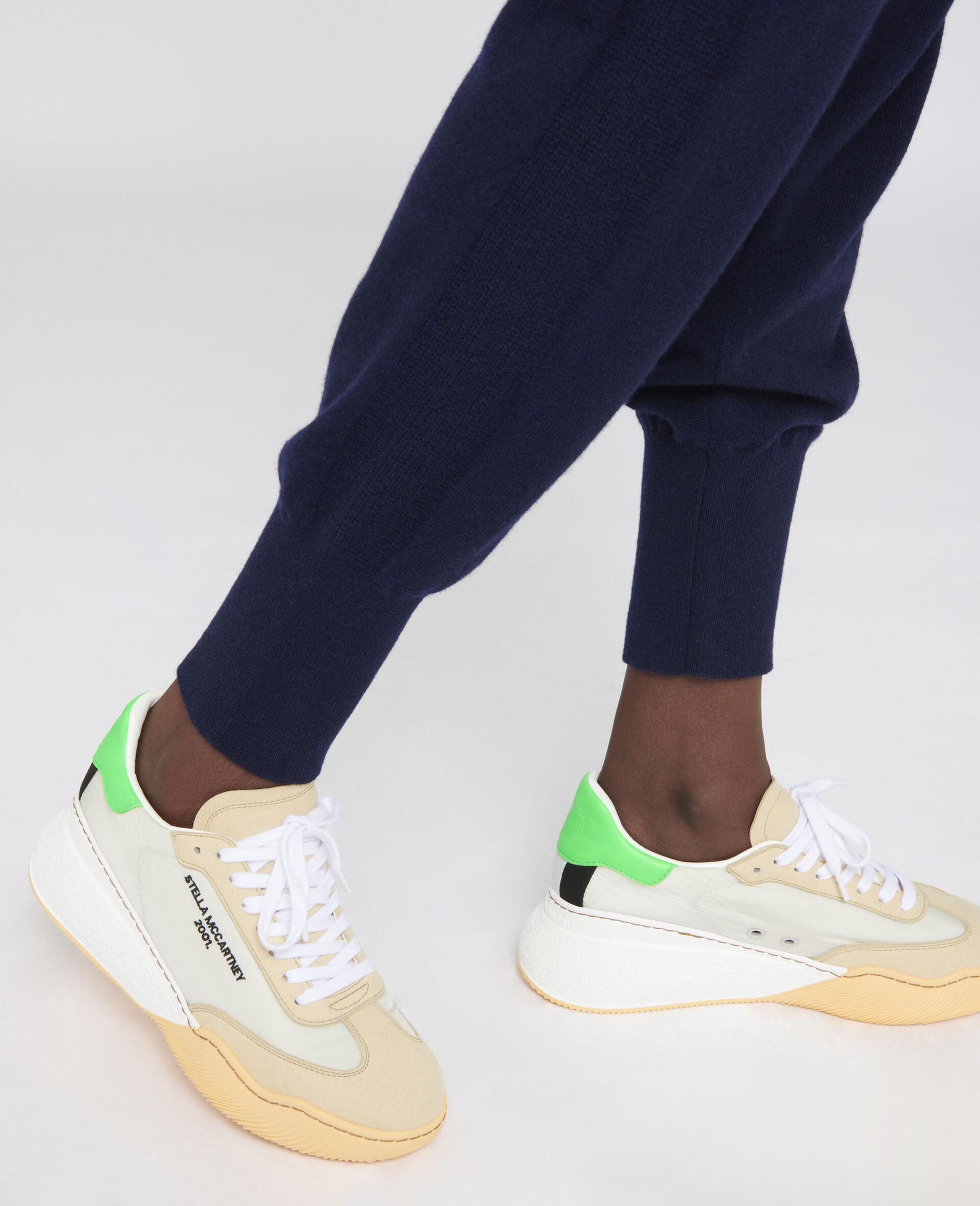 Light Cashmere Pants-Blue-large image number 3