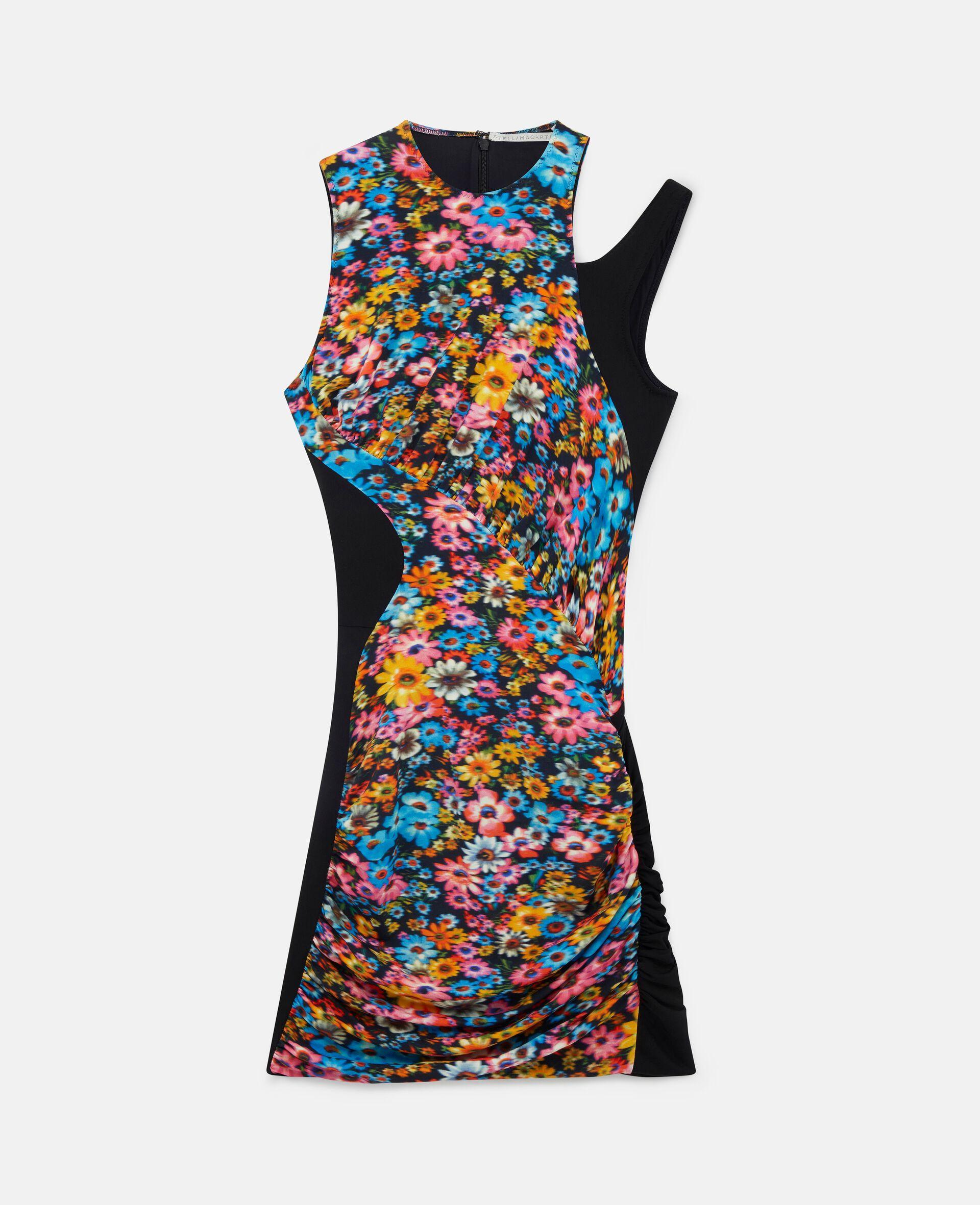 Melissa Mini Dress-Multicolour-large image number 0