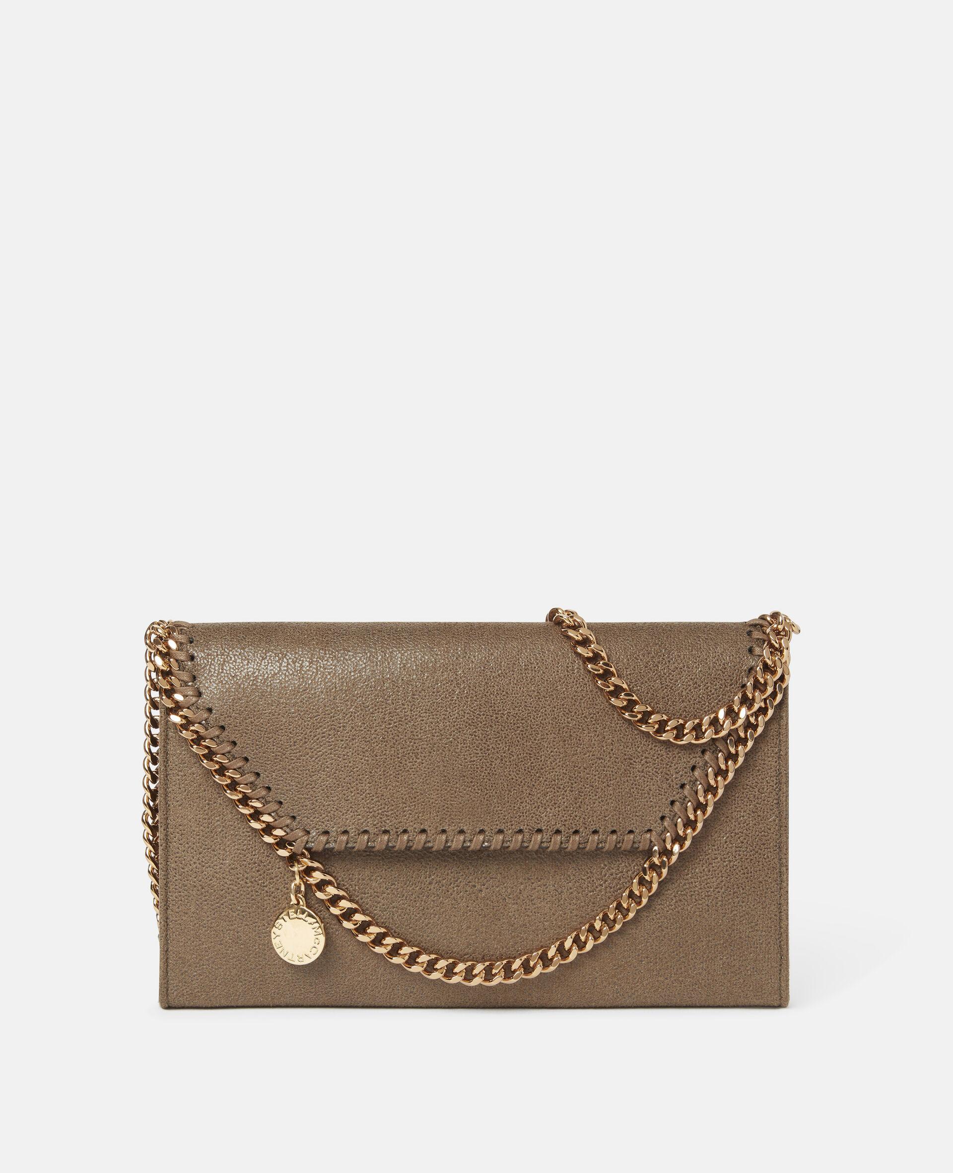 Falabella Mini Shoulder Bag-Green-large image number 0