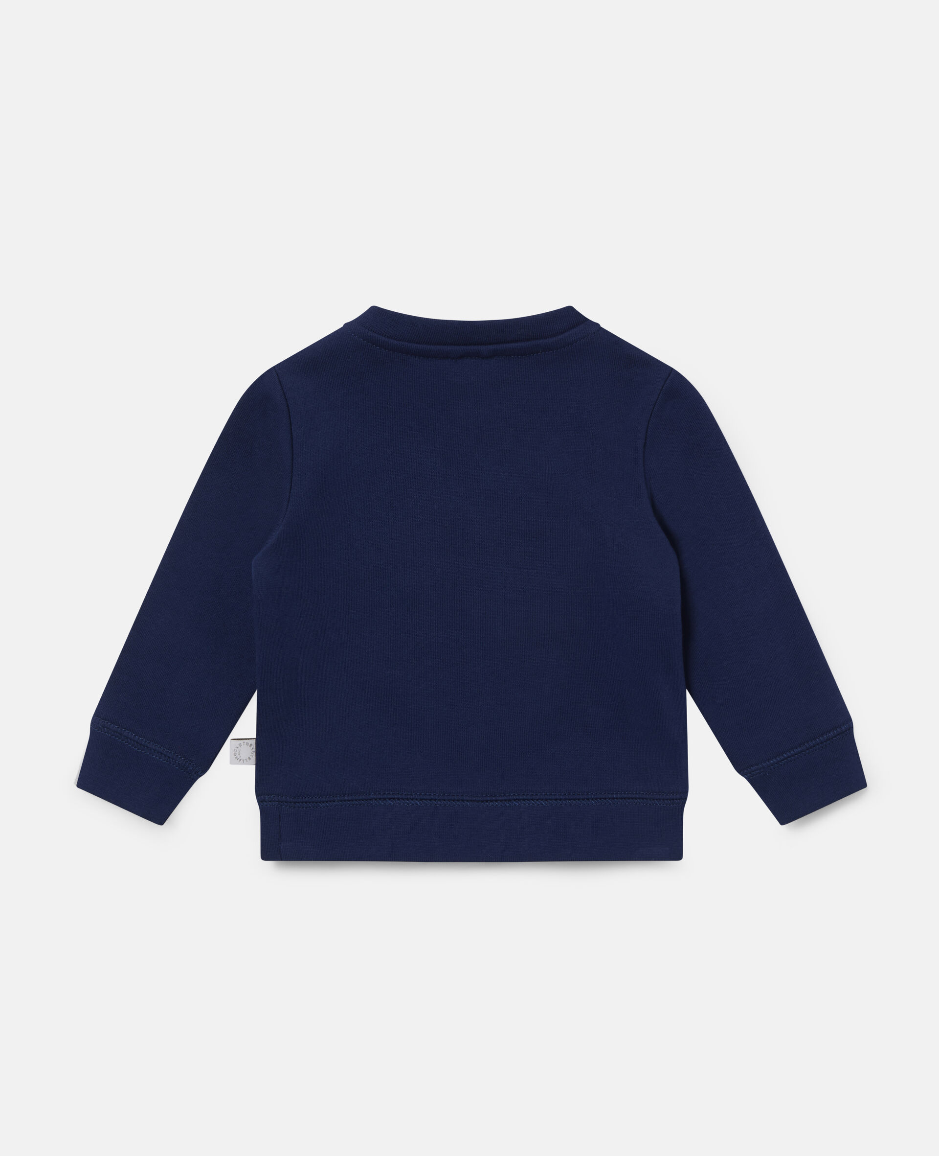 Doggie Riders Fleece Sweatshirt-Blue-large image number 3