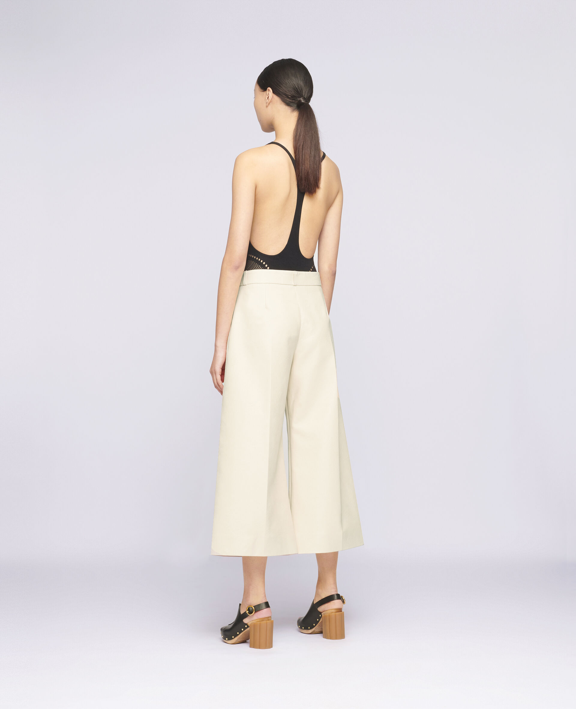 Charlotte Trousers-Beige-large image number 2