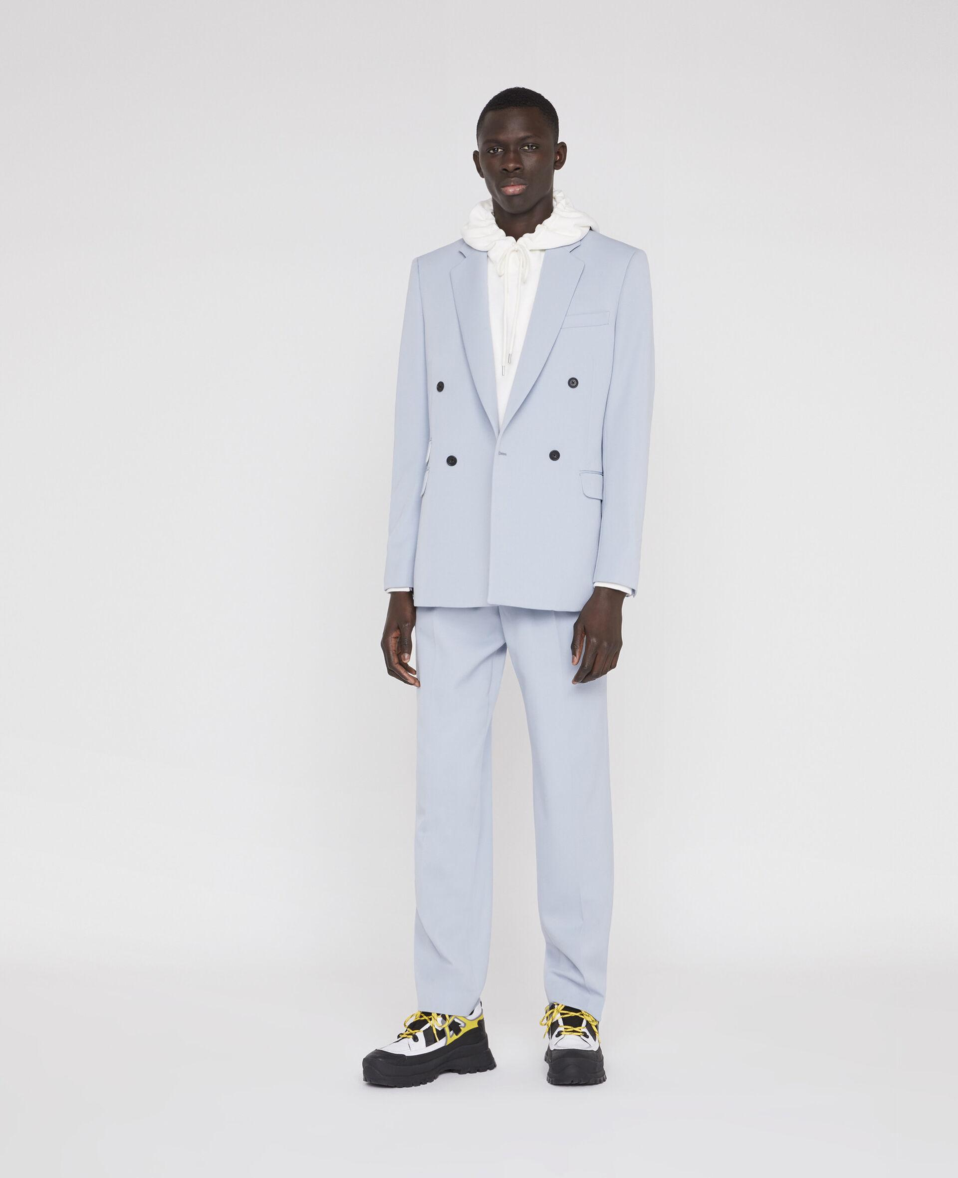 Julien Tailored Pants-Blue-large image number 1