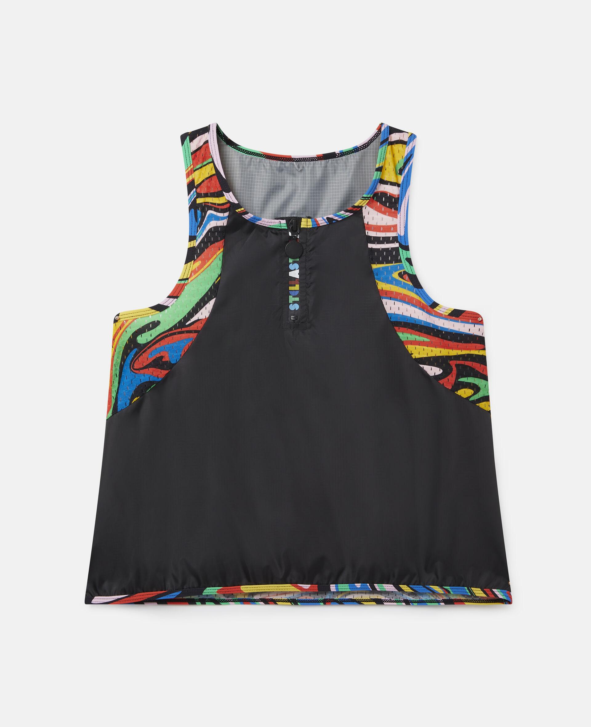 Marble Active Vest -Black-large image number 0