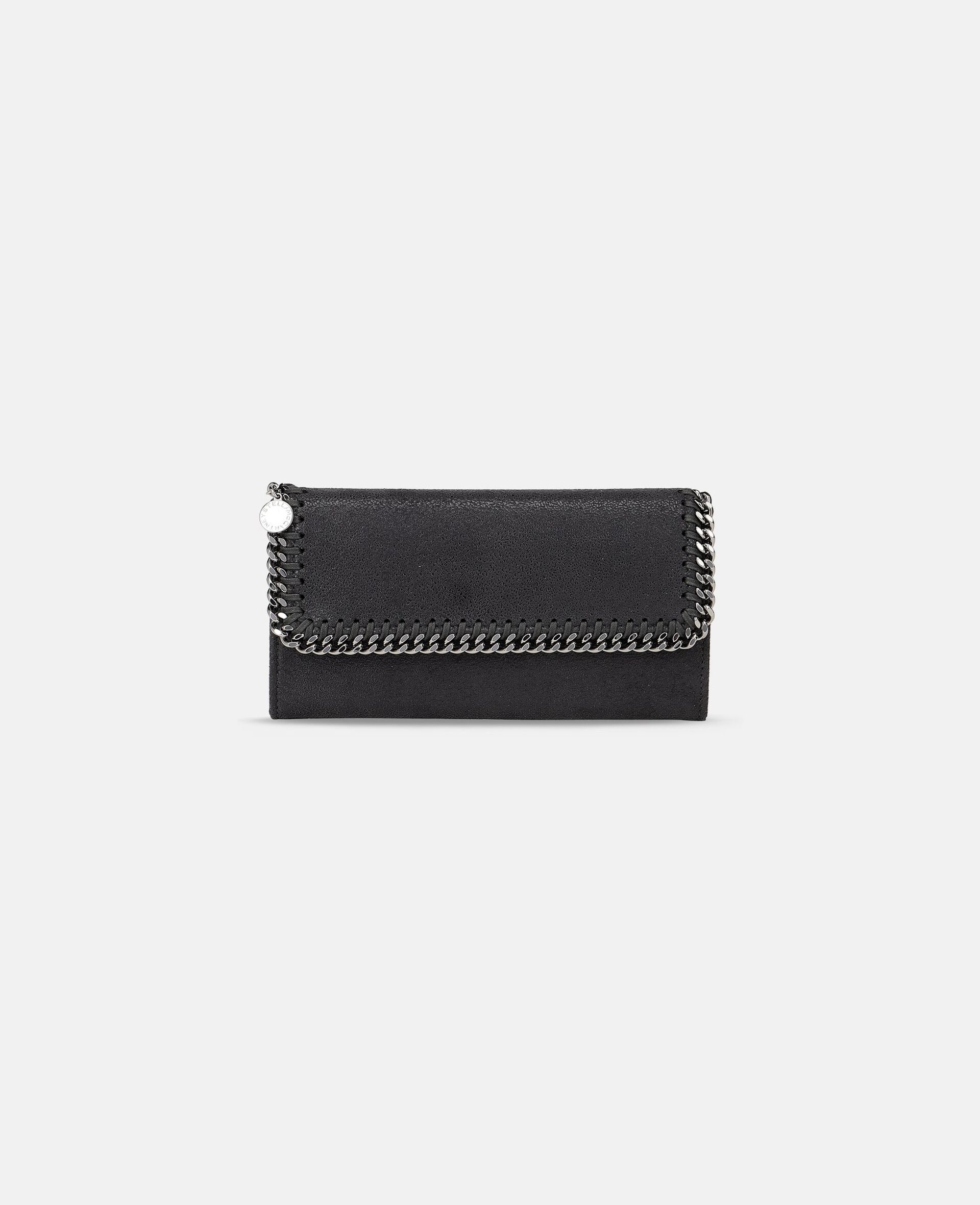 Falabella Continental Wallet-Grey-large image number 0