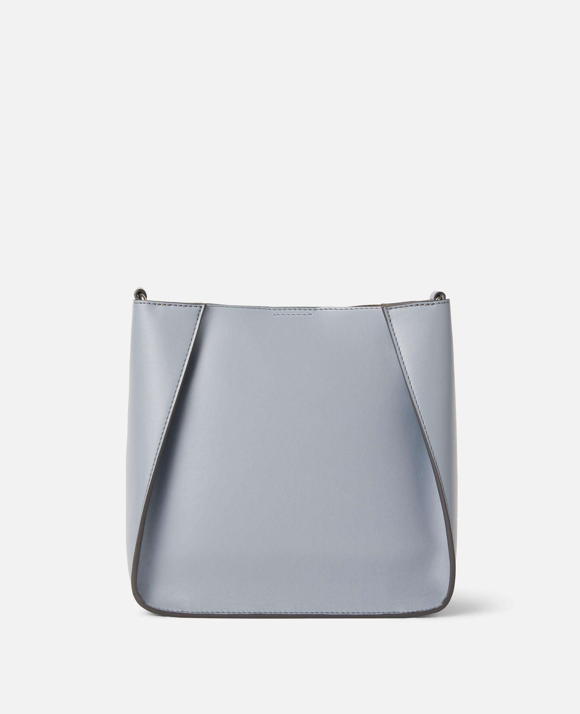 Stella Logo Shoulder Bag-Grey-large image number 2
