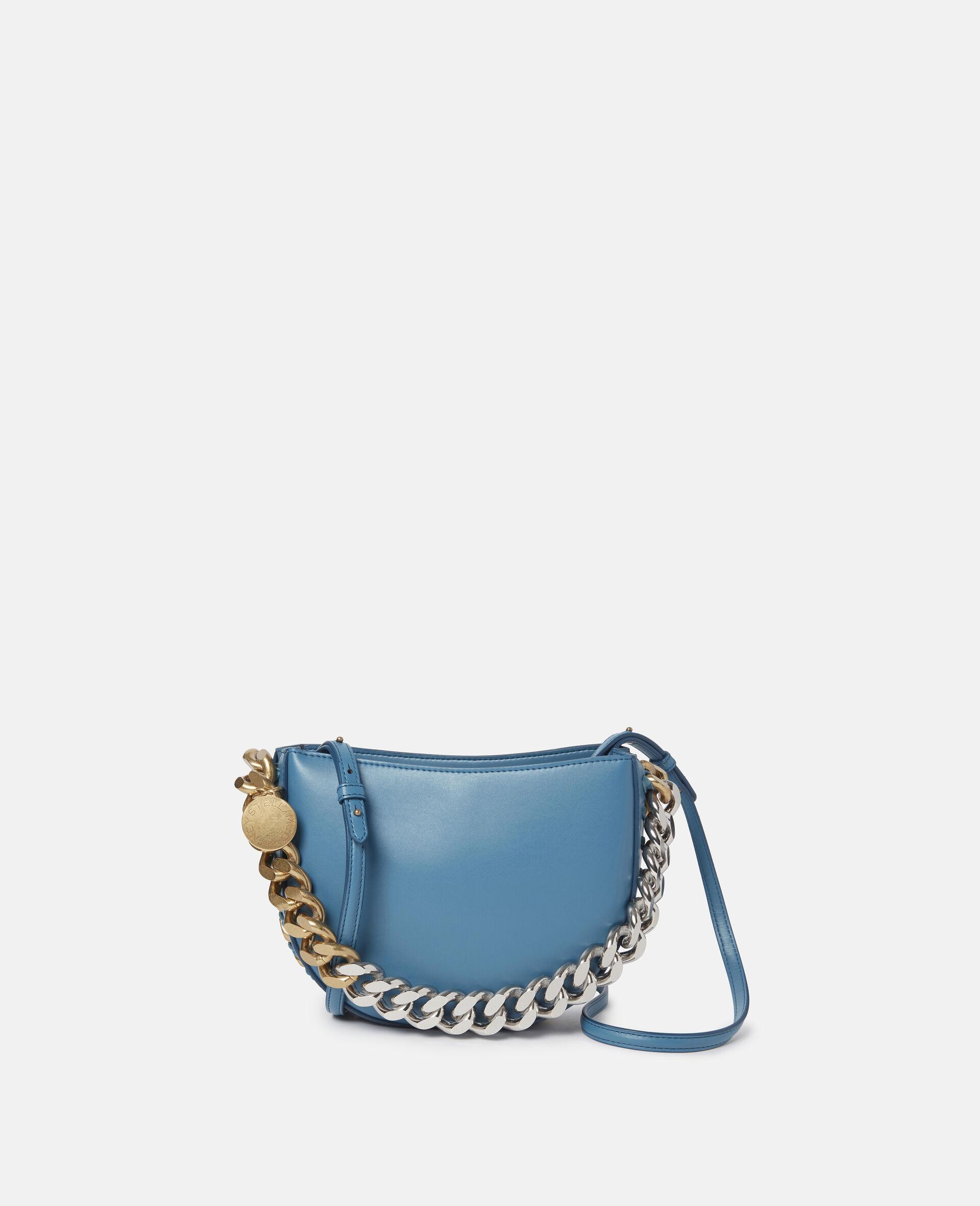 Frayme Small Shoulder Bag-Black-large image number 0