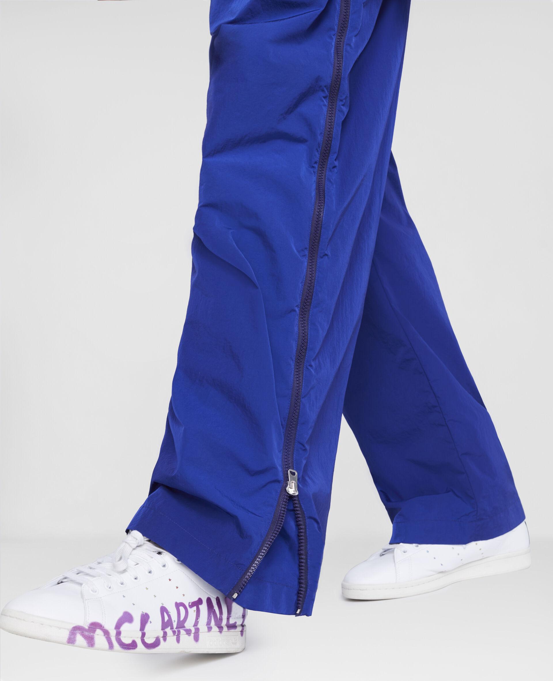 Pantalon zippe-Bleu-large image number 3