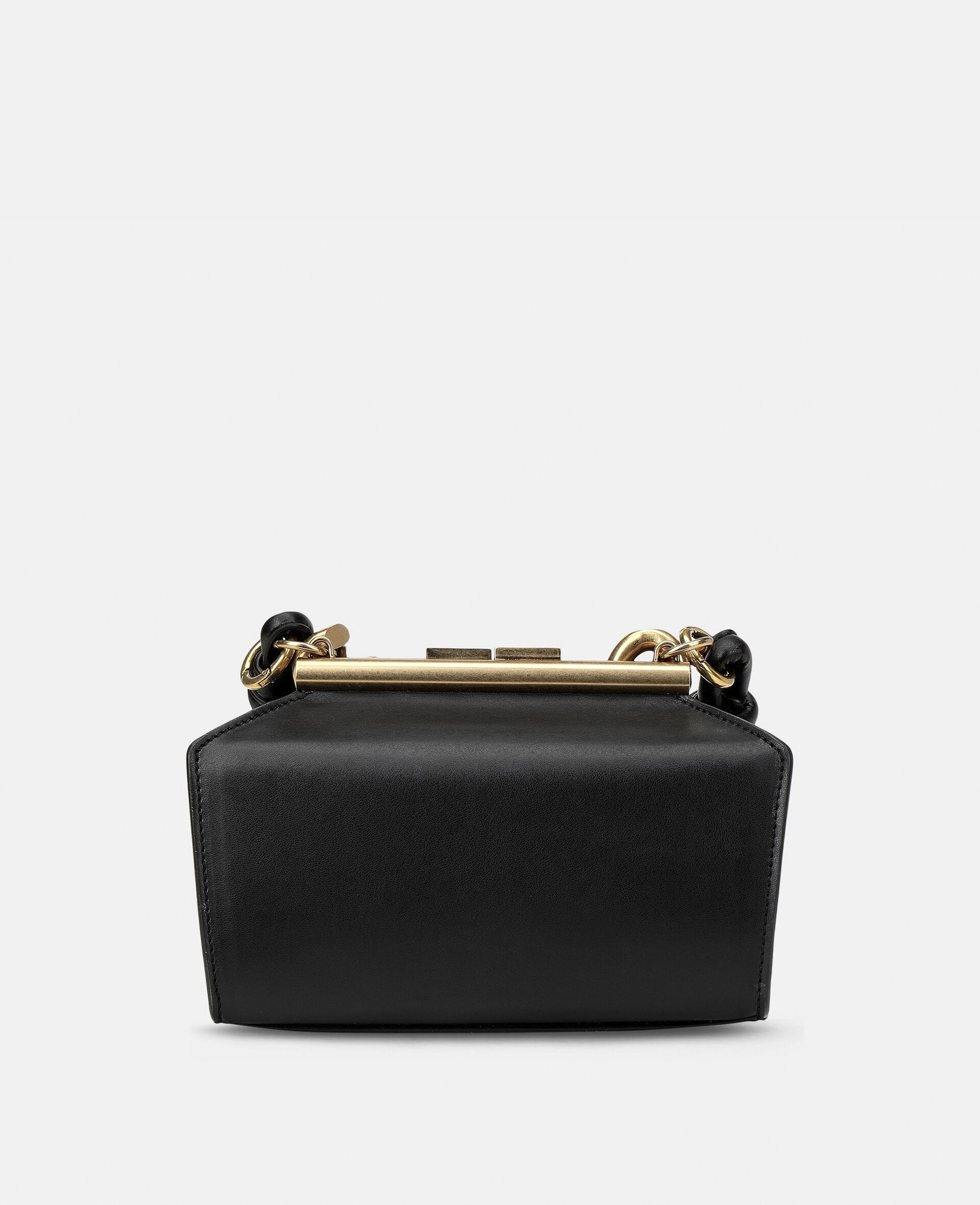 Small Chunky Chain Bag-Black-large image number 2