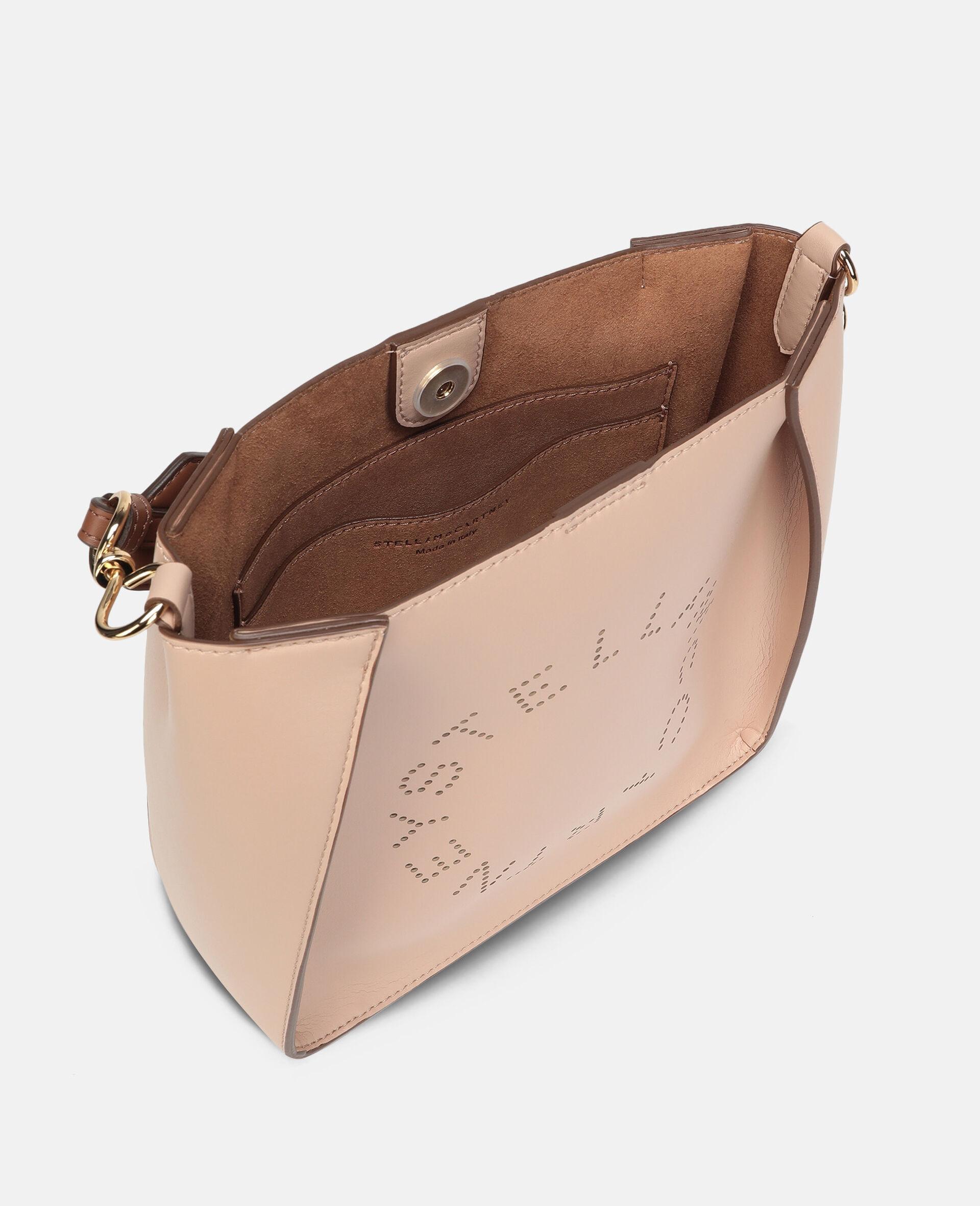 Stella Logo Shoulder Bag-Pink-large image number 3