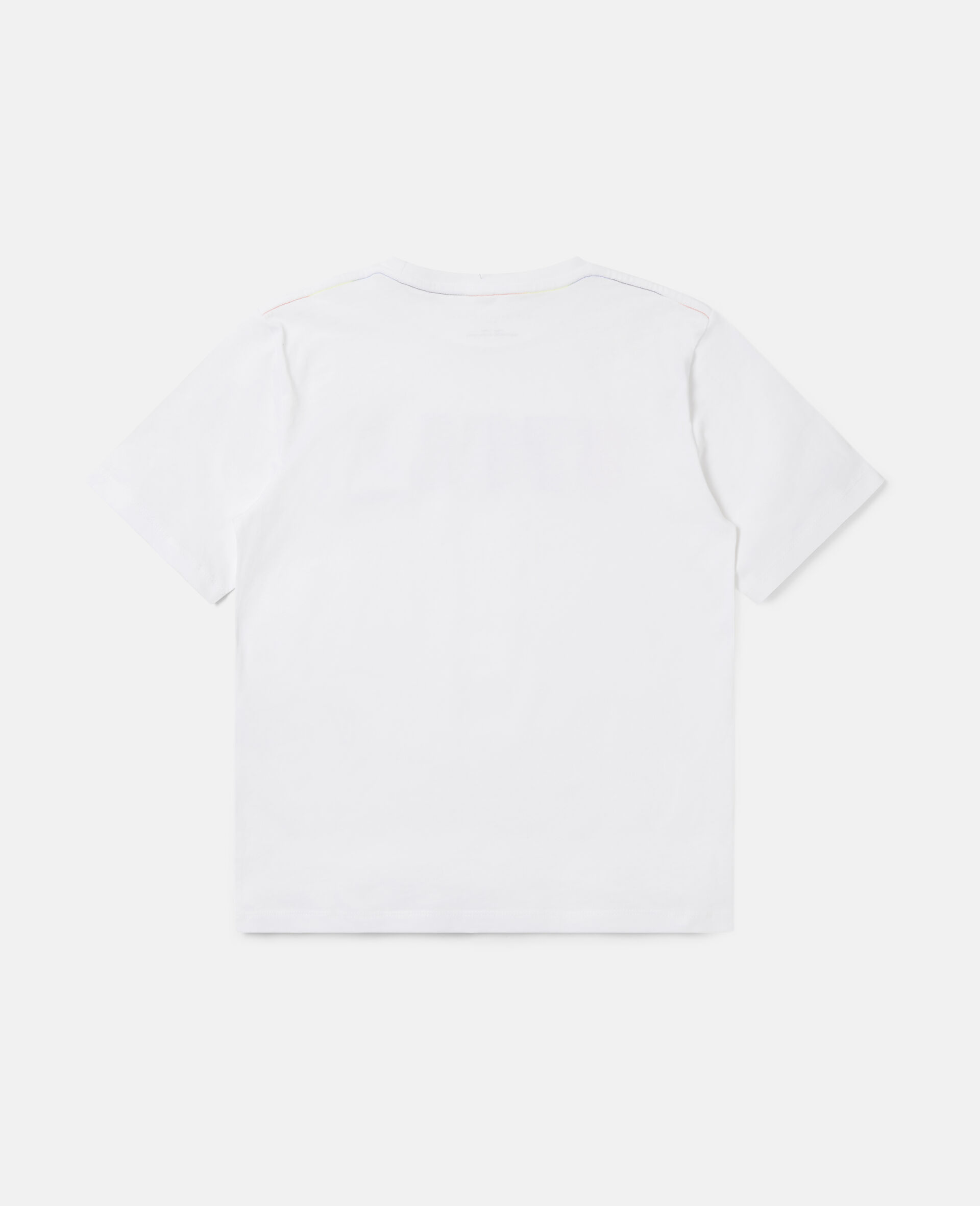 T-shirt oversize en coton Stella -Noir-large image number 3