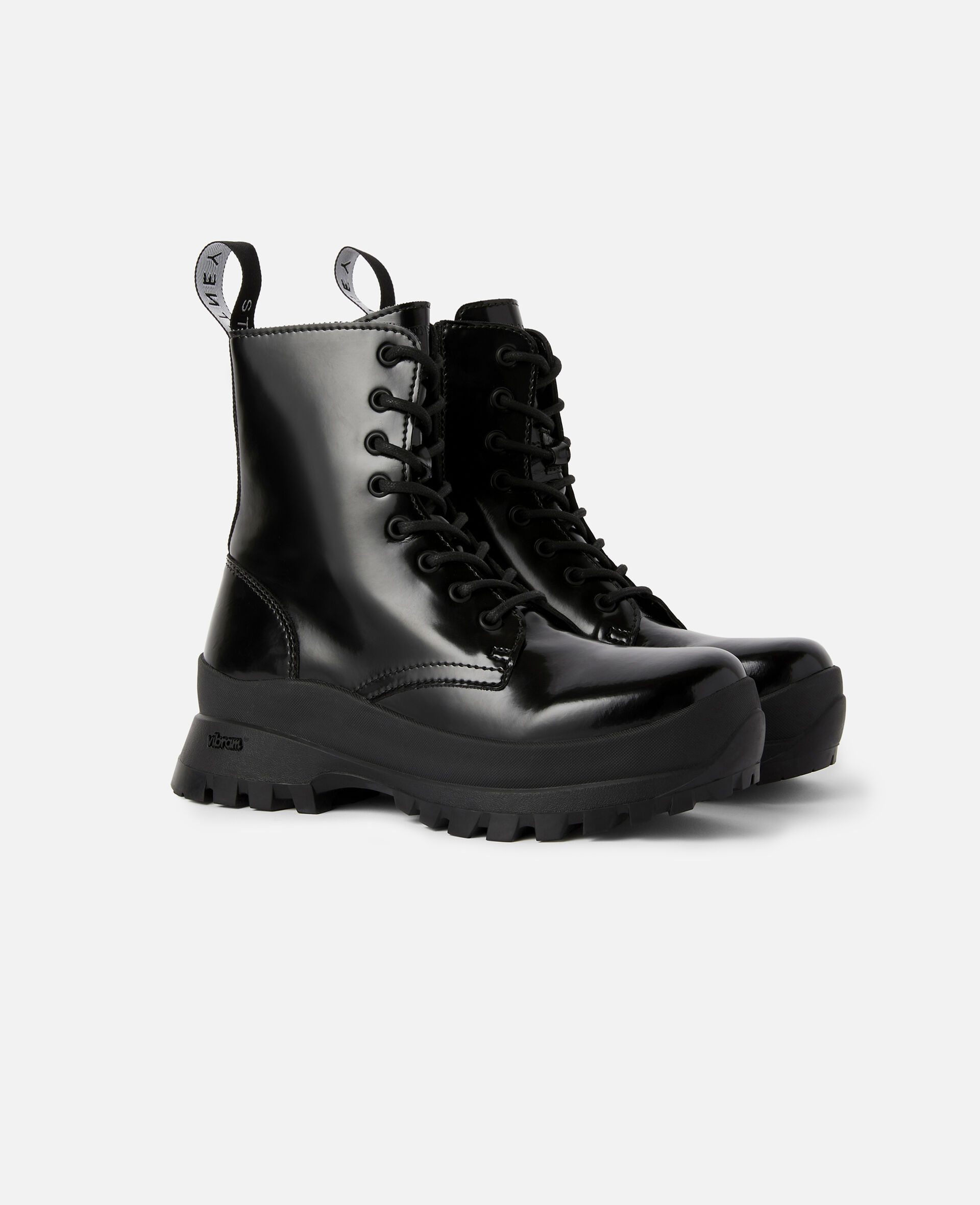 Trace Logo Boots-Black-large image number 1