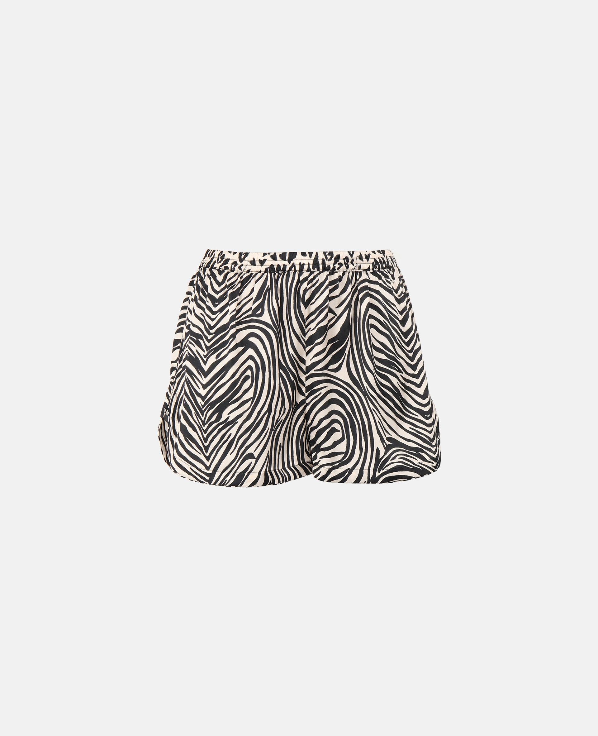 Maggie Twisting Shorts-Beige-large image number 0