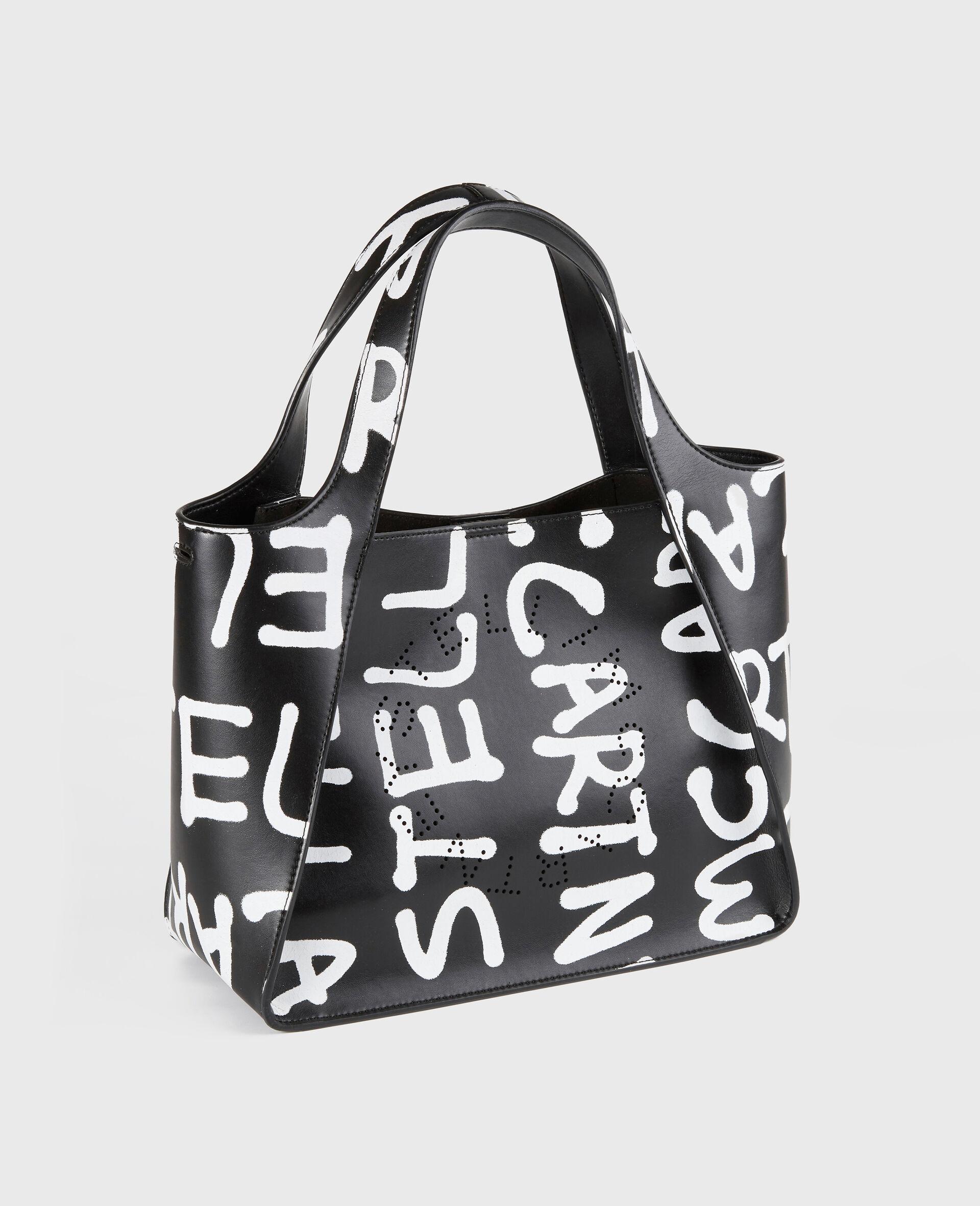 Ed Curtis Stella Logo Crossbody Bag-Black-large image number 1