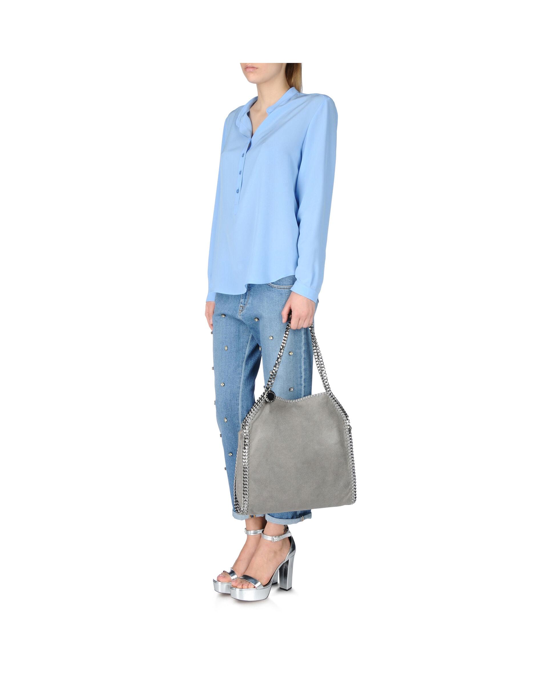 Falabella Tote Bag-Blue-large image number 3