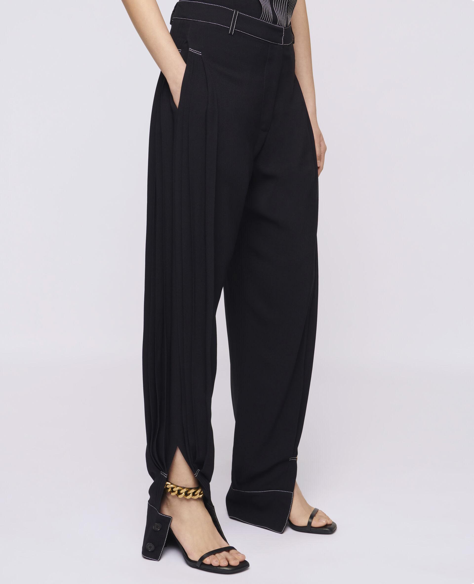 Nancy 裤装-黑色-large image number 3