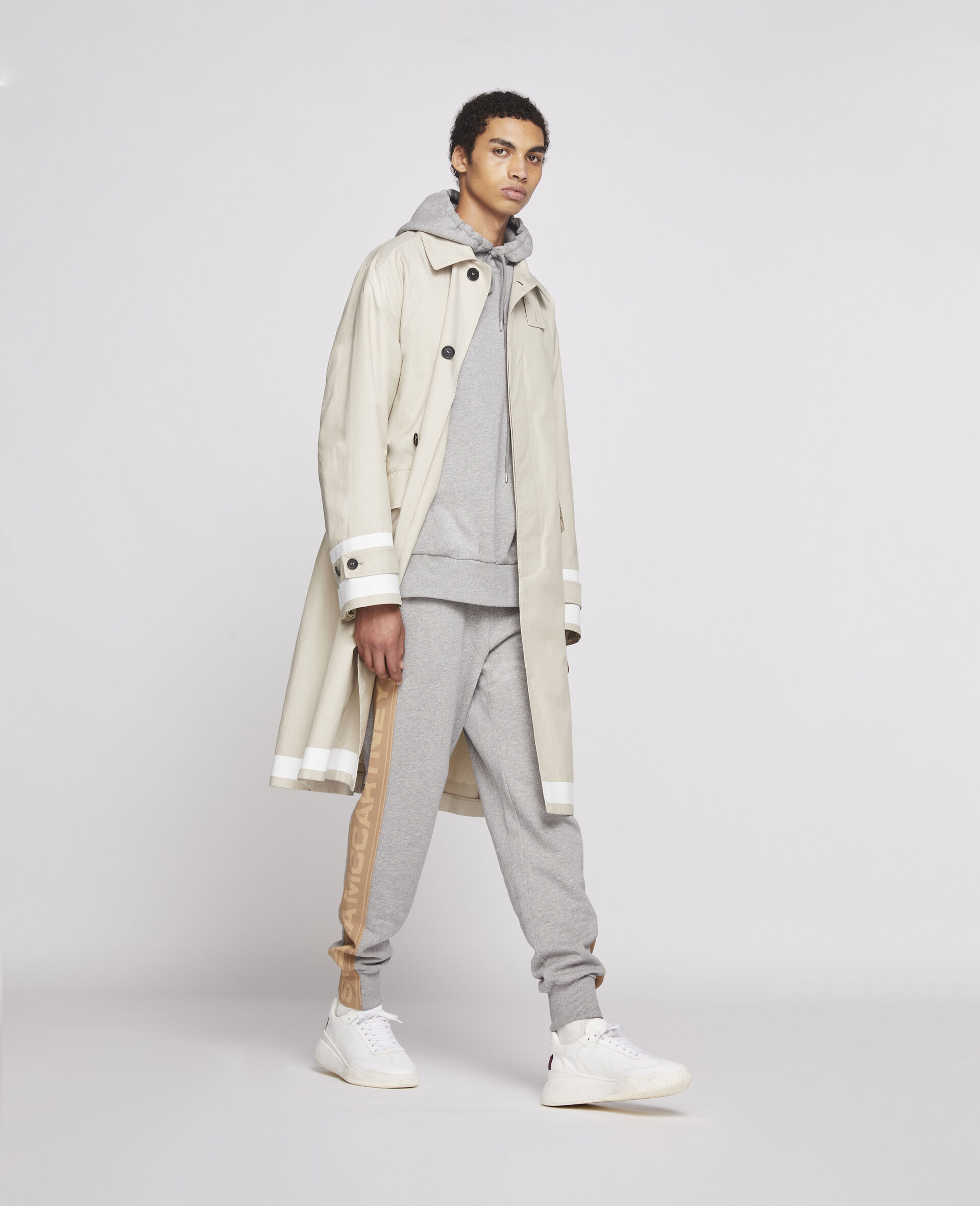 23 OBS Trench Coat -Beige-large image number 1