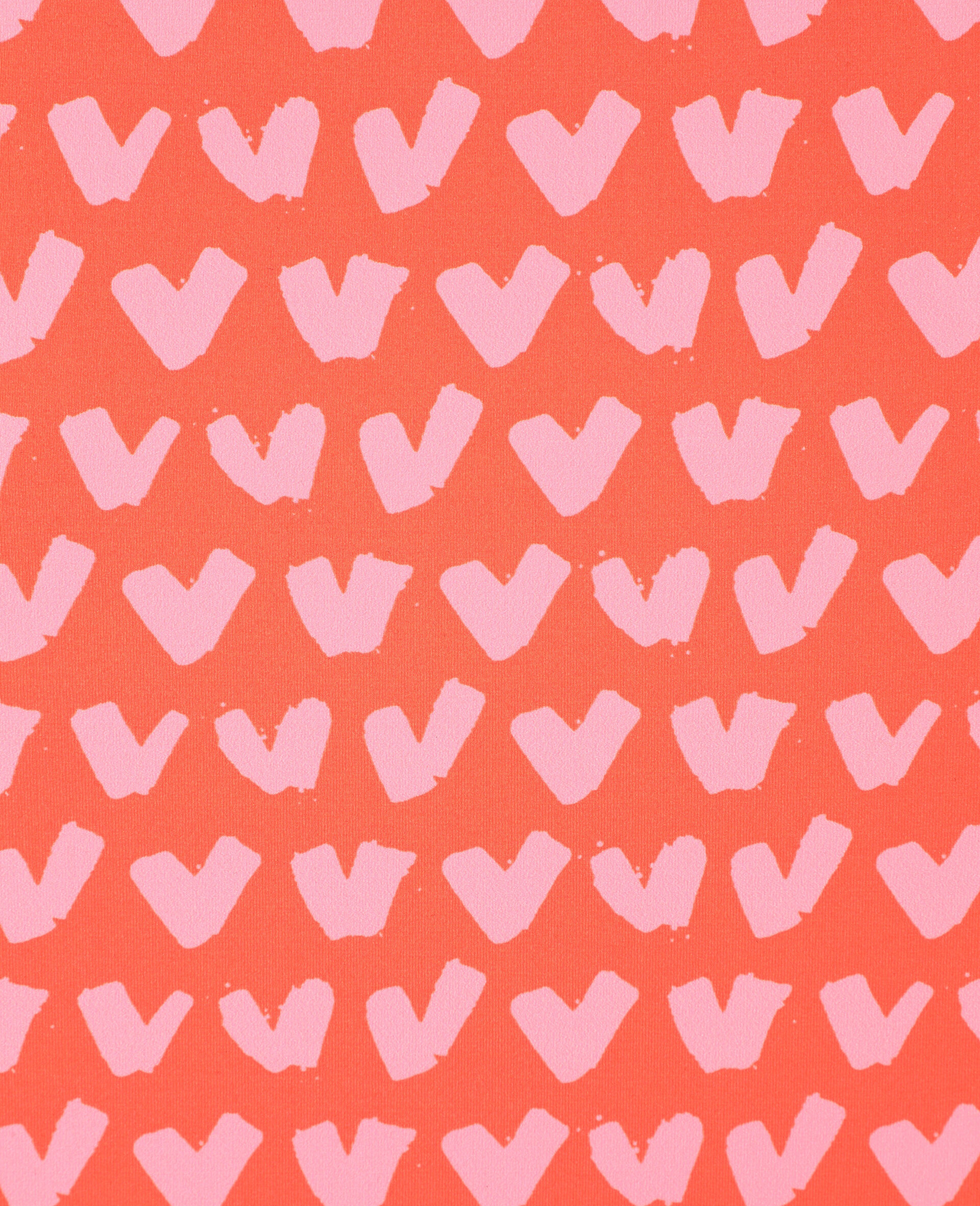 Hearts红色泳装套装-红色-large image number 1