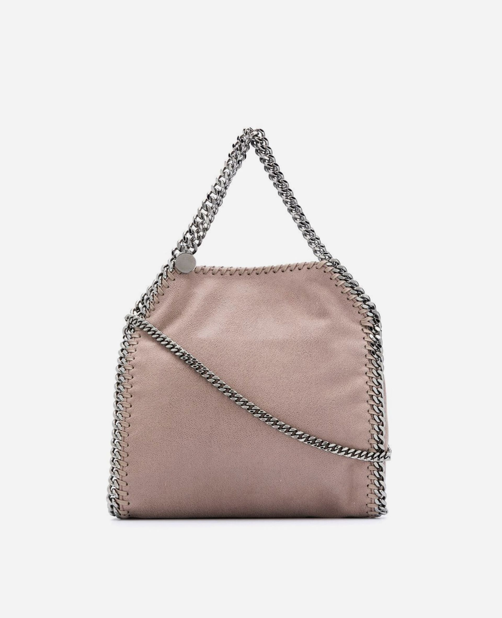 Falabella Mini Tote-Grey-large