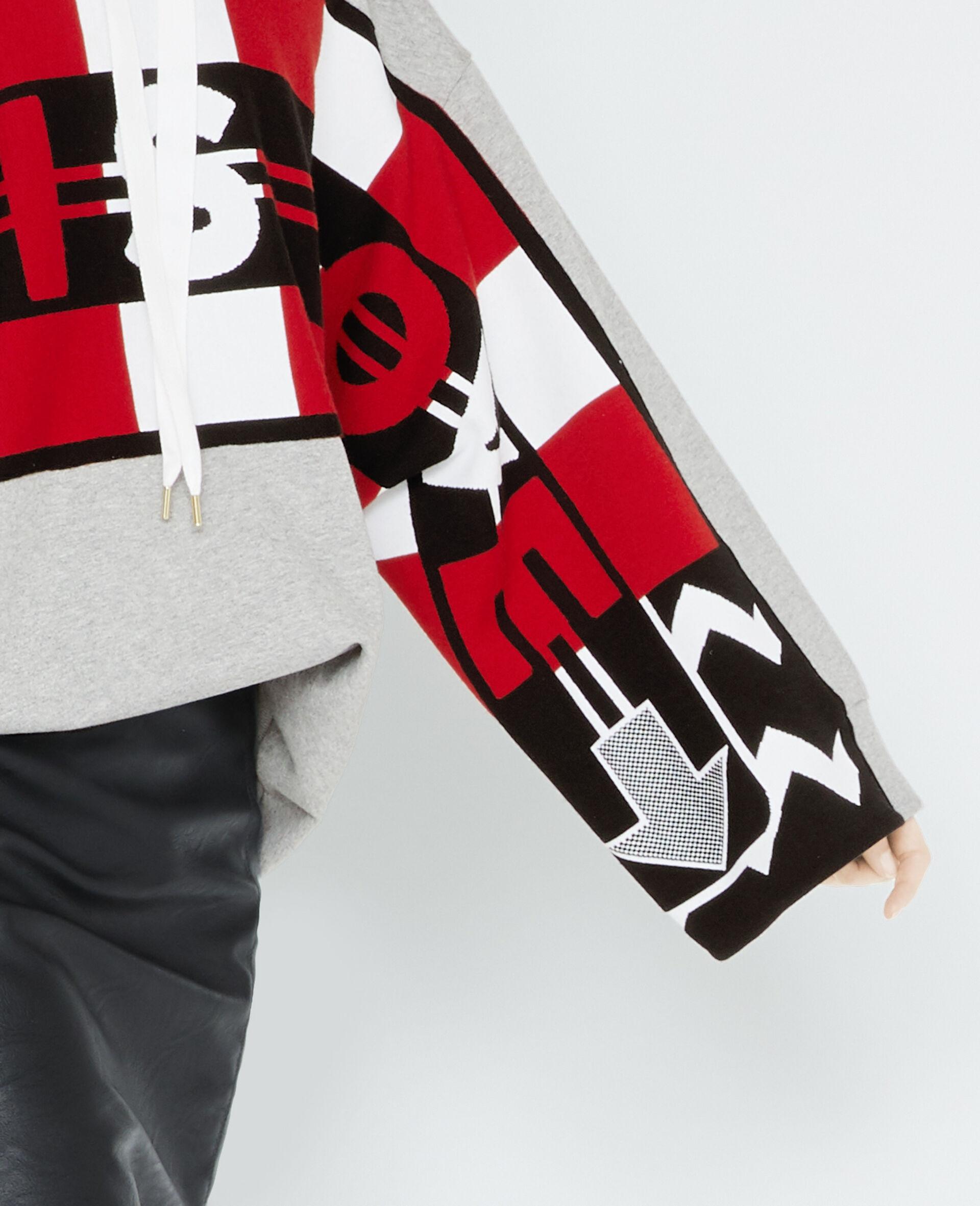 Mansela 黑色半身裙-黑色-large image number 3