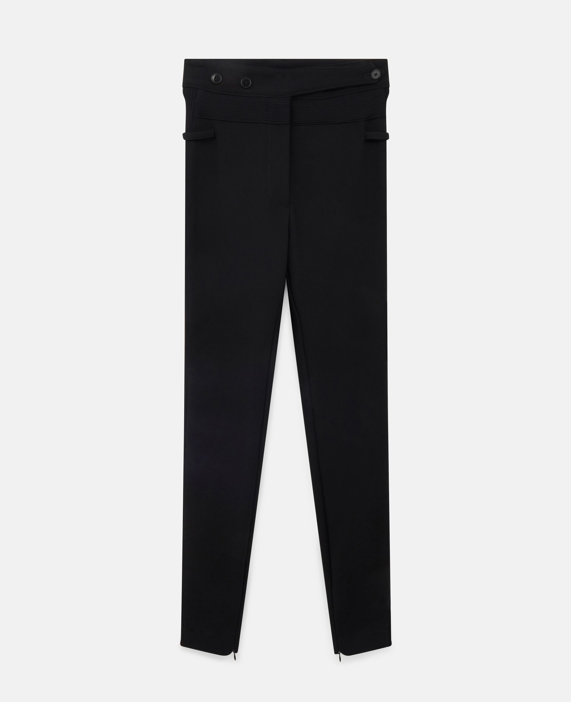 Morgan 贴腿裤-黑色-large image number 0