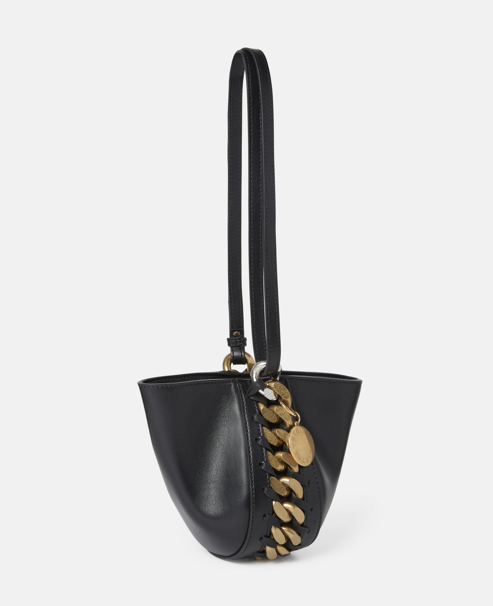Frayme Clutch Bag-Black-large image number 1