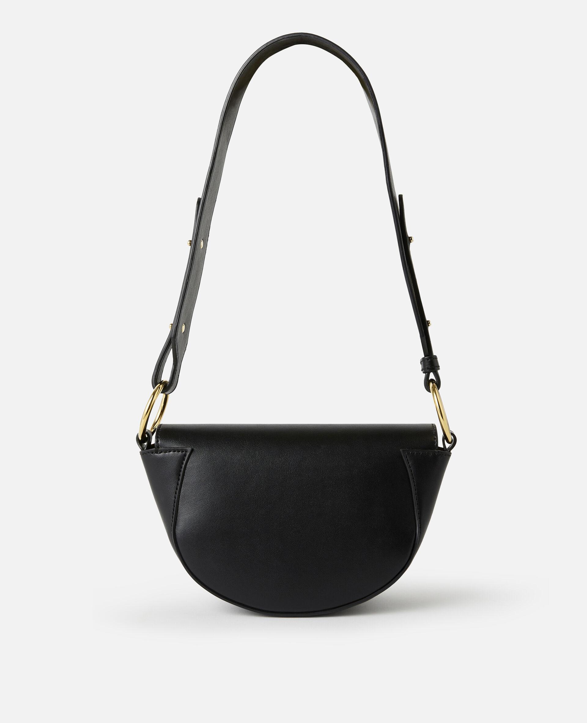 Mini Marlee Logo Bag-Black-large image number 2
