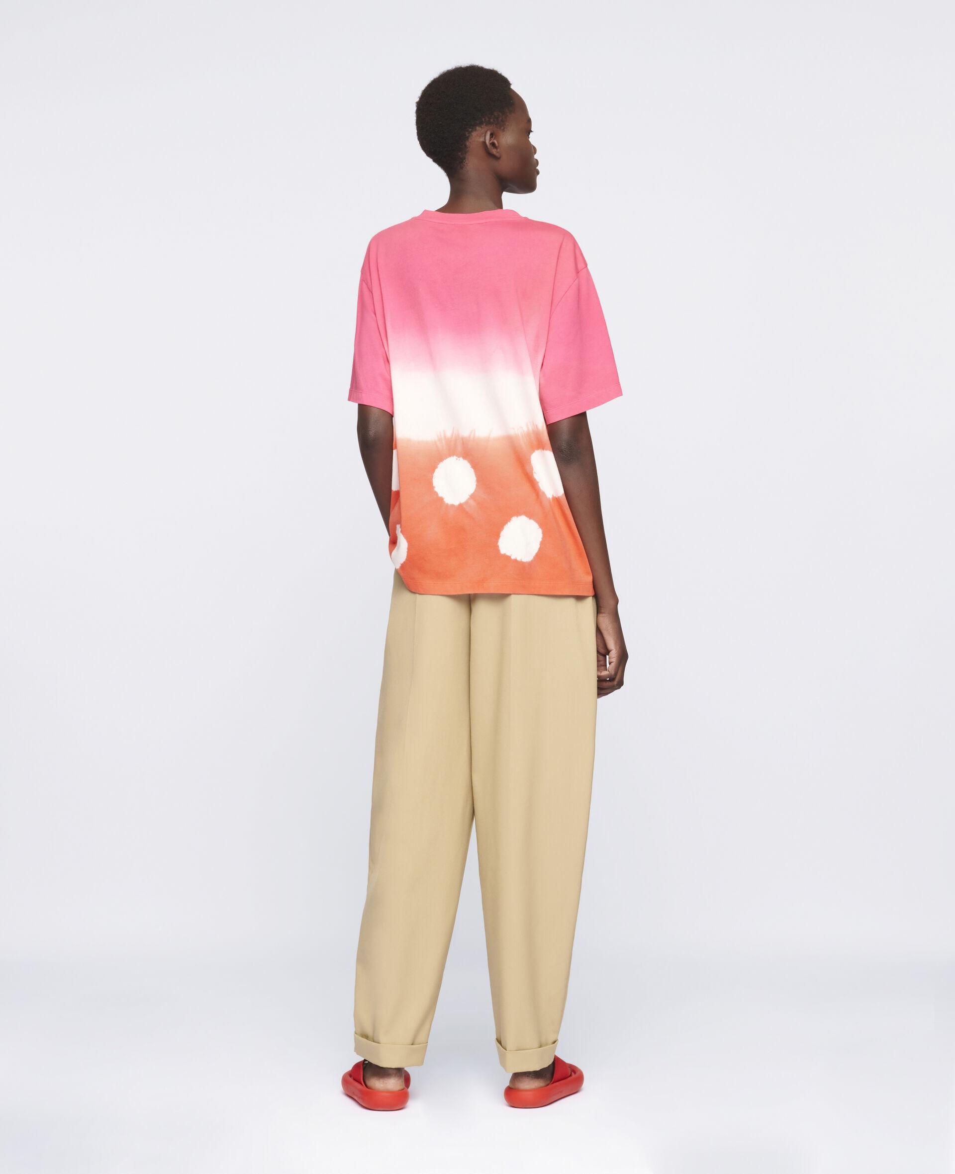 'Stella McCartney 2001.' Tie-Dye T-Shirt-Multicolour-large image number 2
