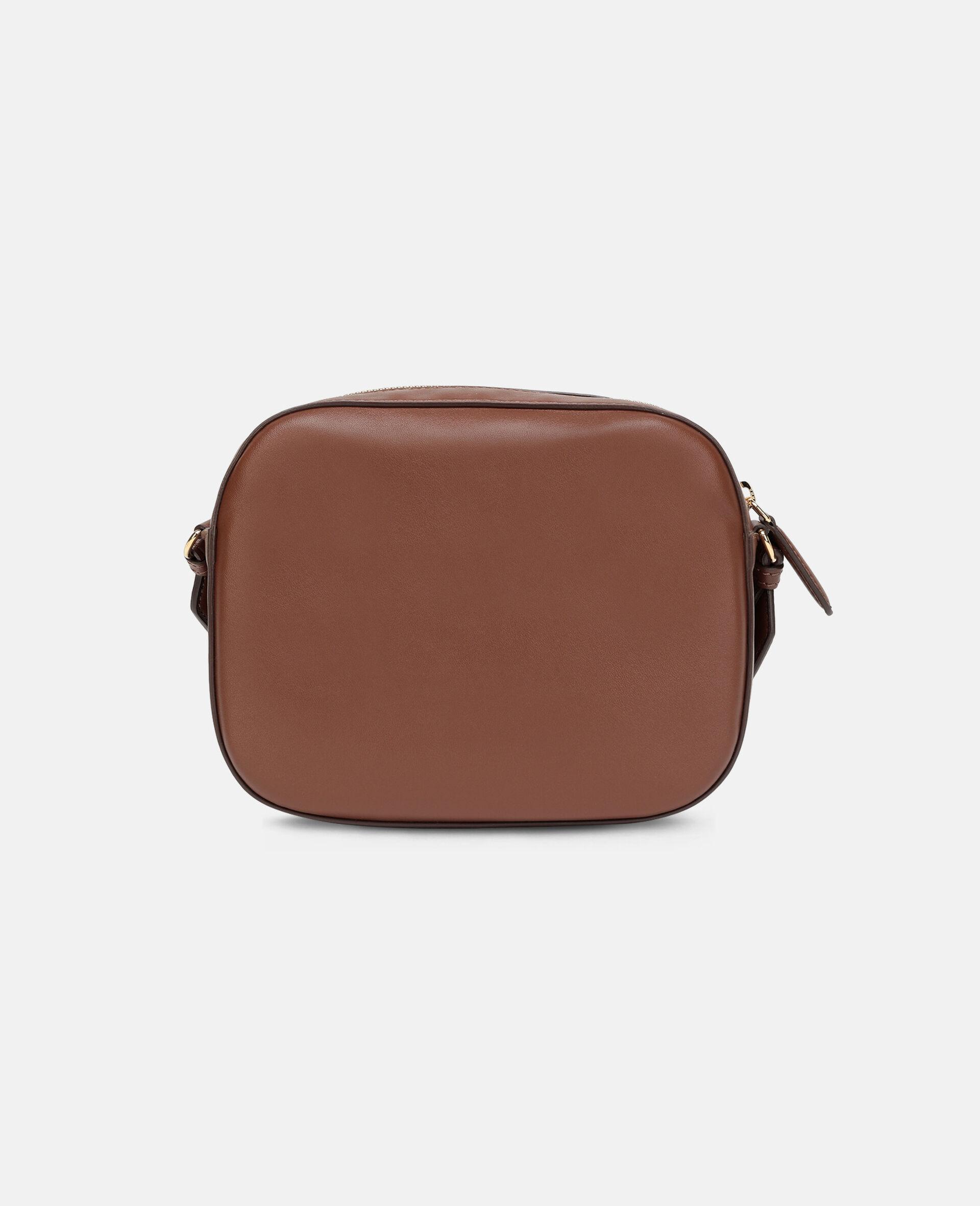Mini-Tasche mit Stella-Logo-Brown-large image number 2