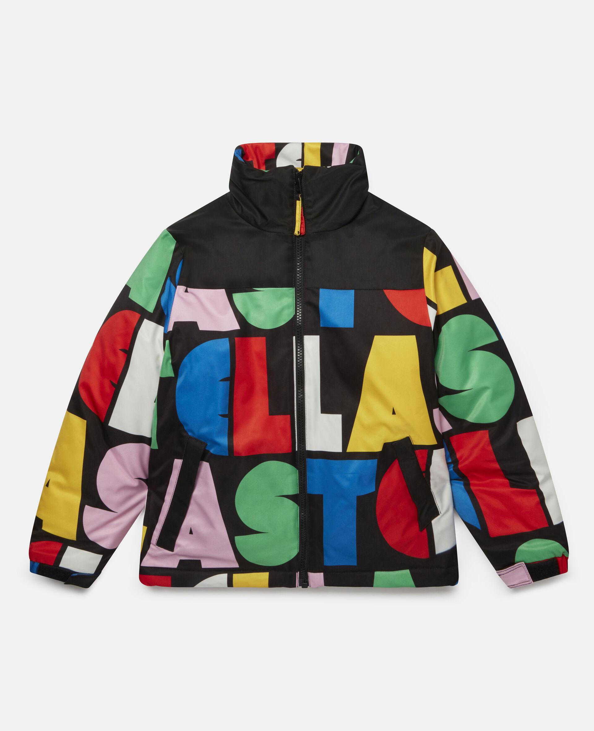 Stella Puffer Jacket -Multicolour-large image number 0